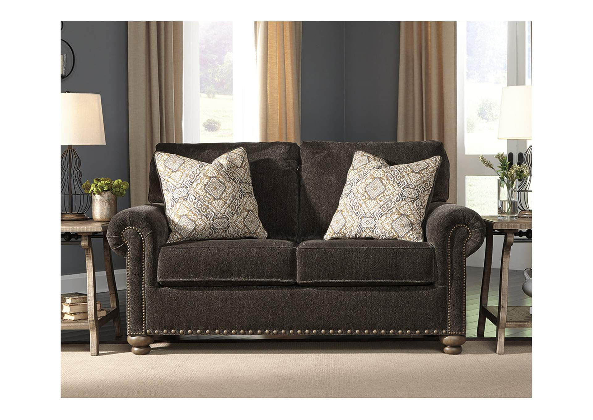 Stracelen Sable Loveseat,Signature Design By Ashley