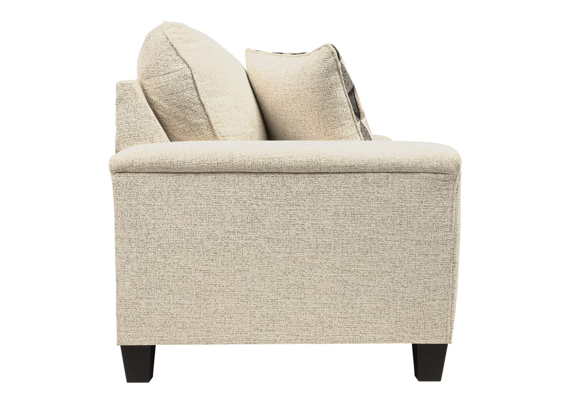 Abinger Natural Loveseat,Signature Design By Ashley