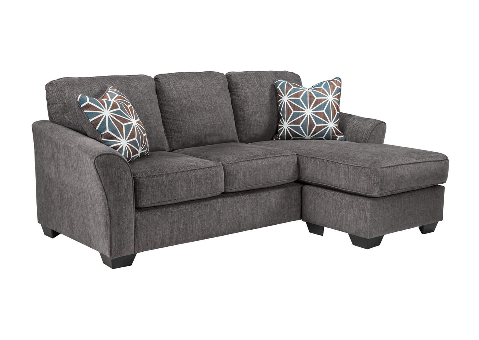 Brise Slate Sofa Chaise,Benchcraft