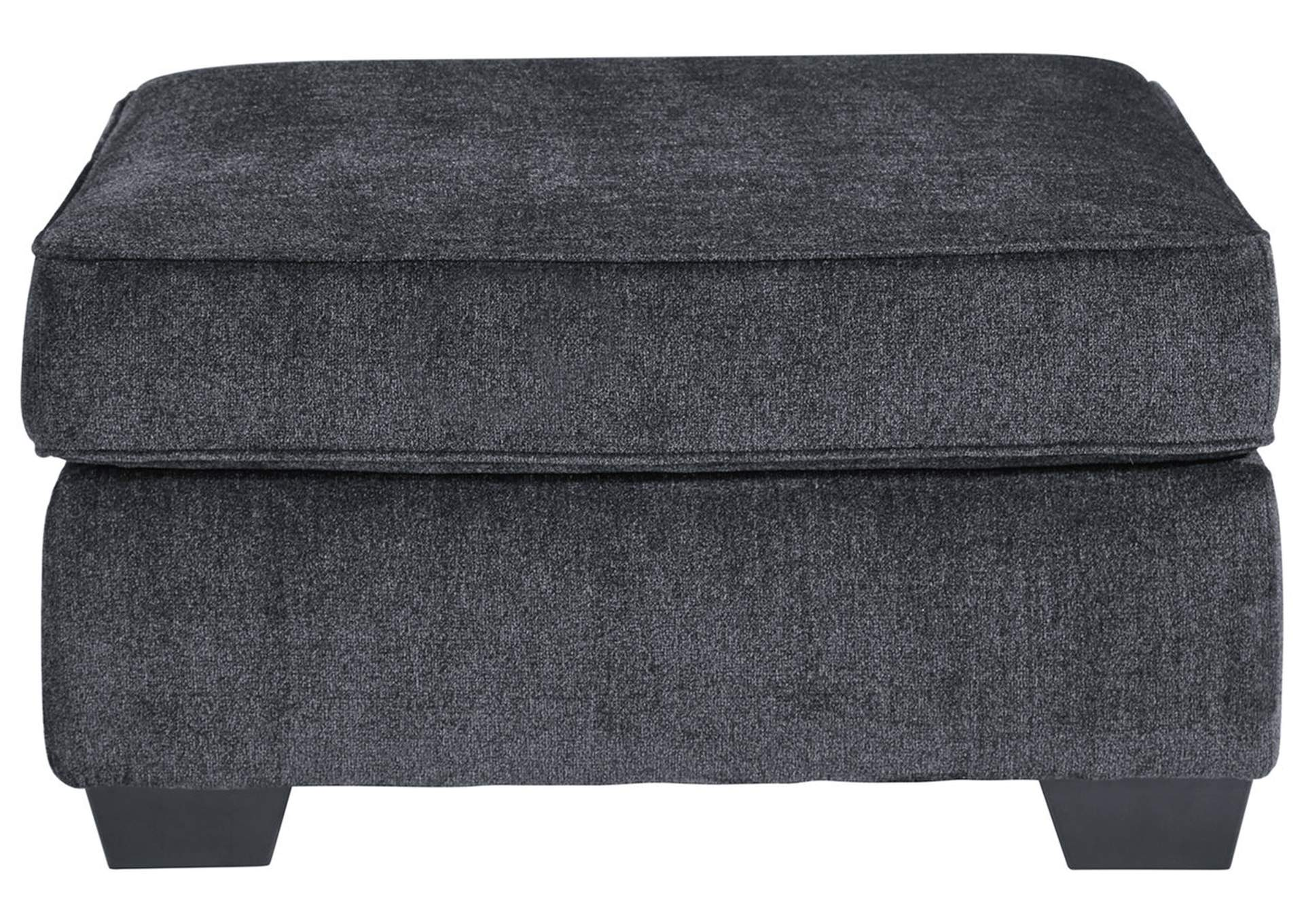 Altari Slate Oversized Accent Ottoman,Signature Design By Ashley