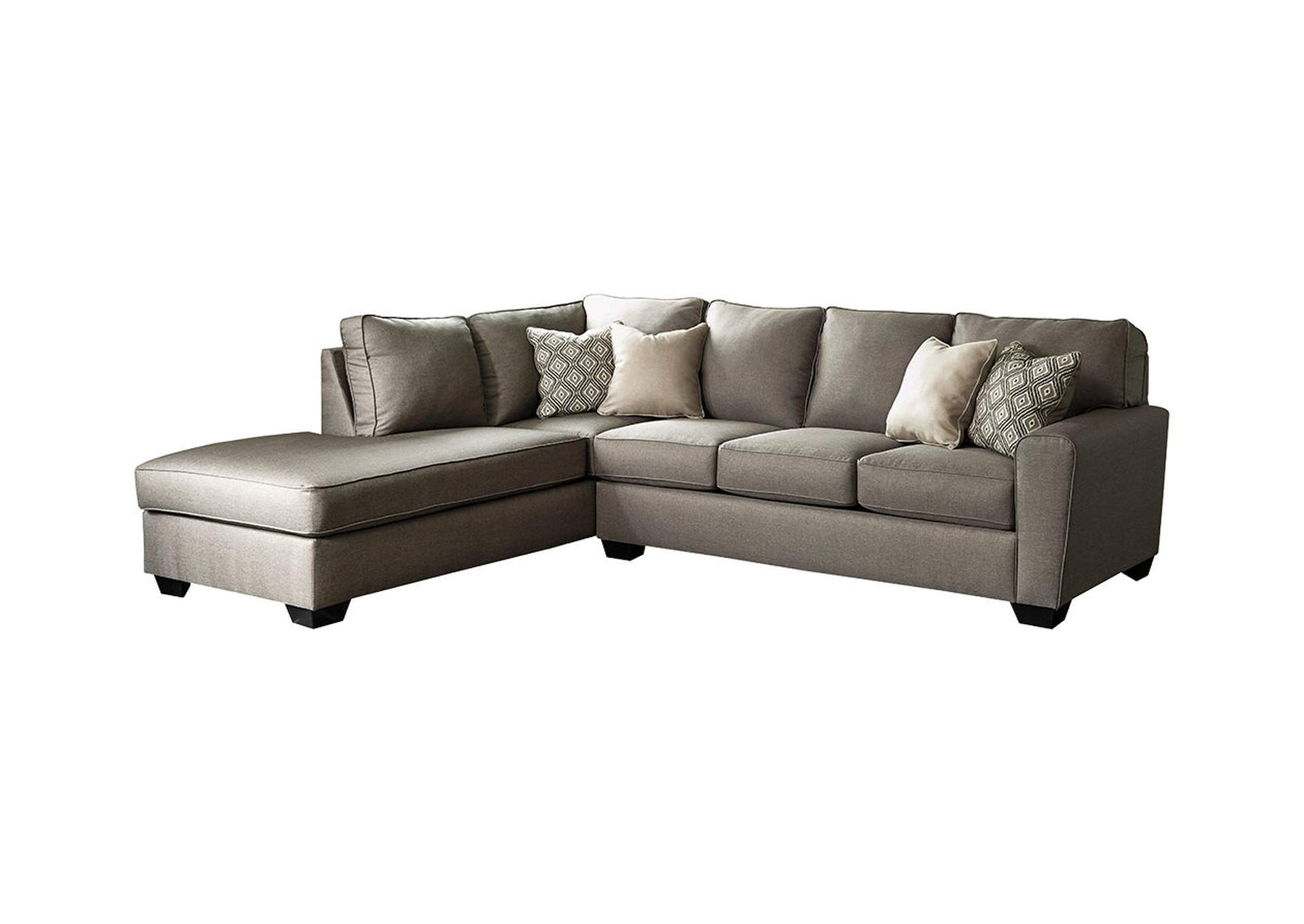Calicho Cashmere LAF Sectional,Benchcraft