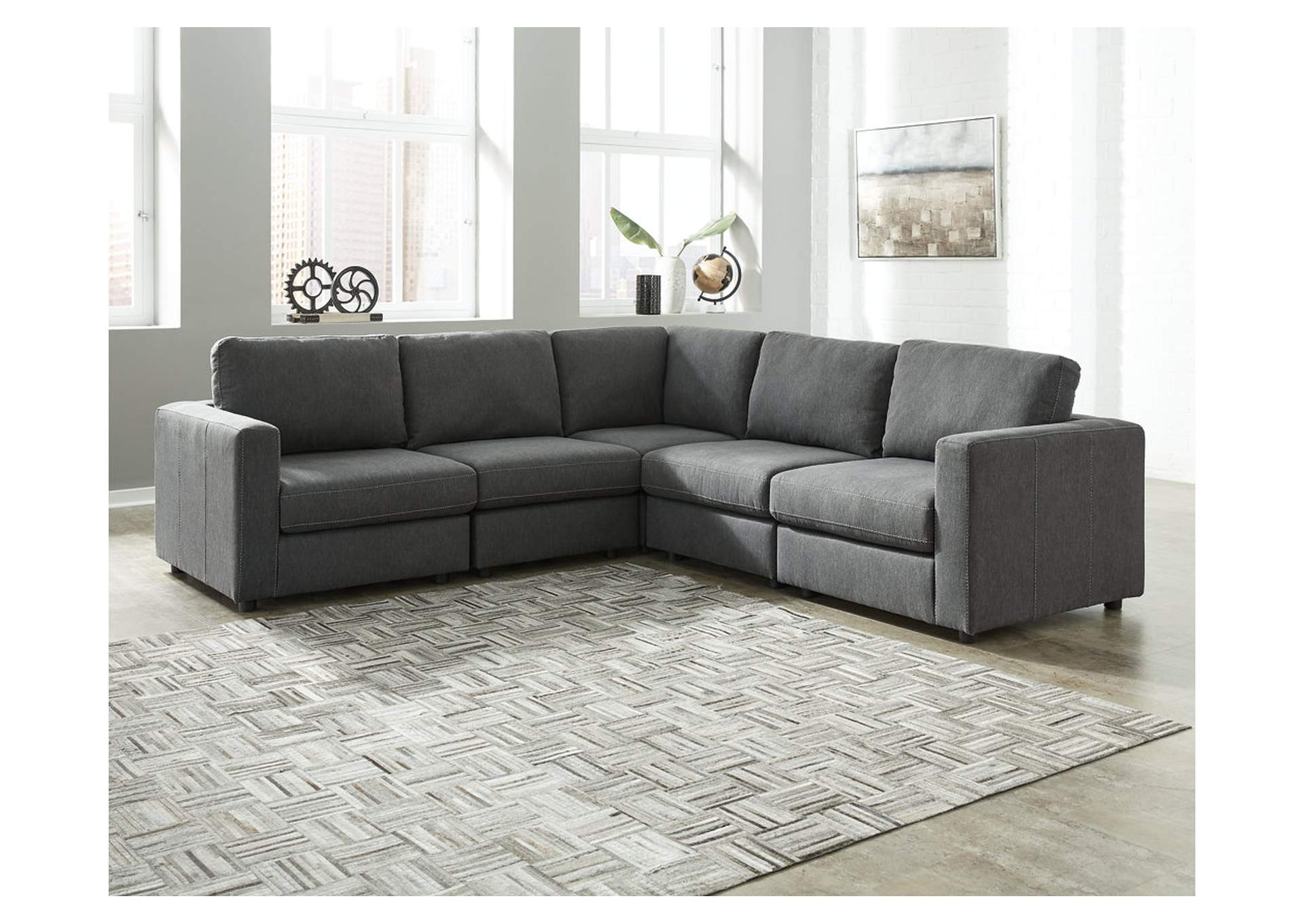Candela 5-Piece Sectional,Signature Design By Ashley
