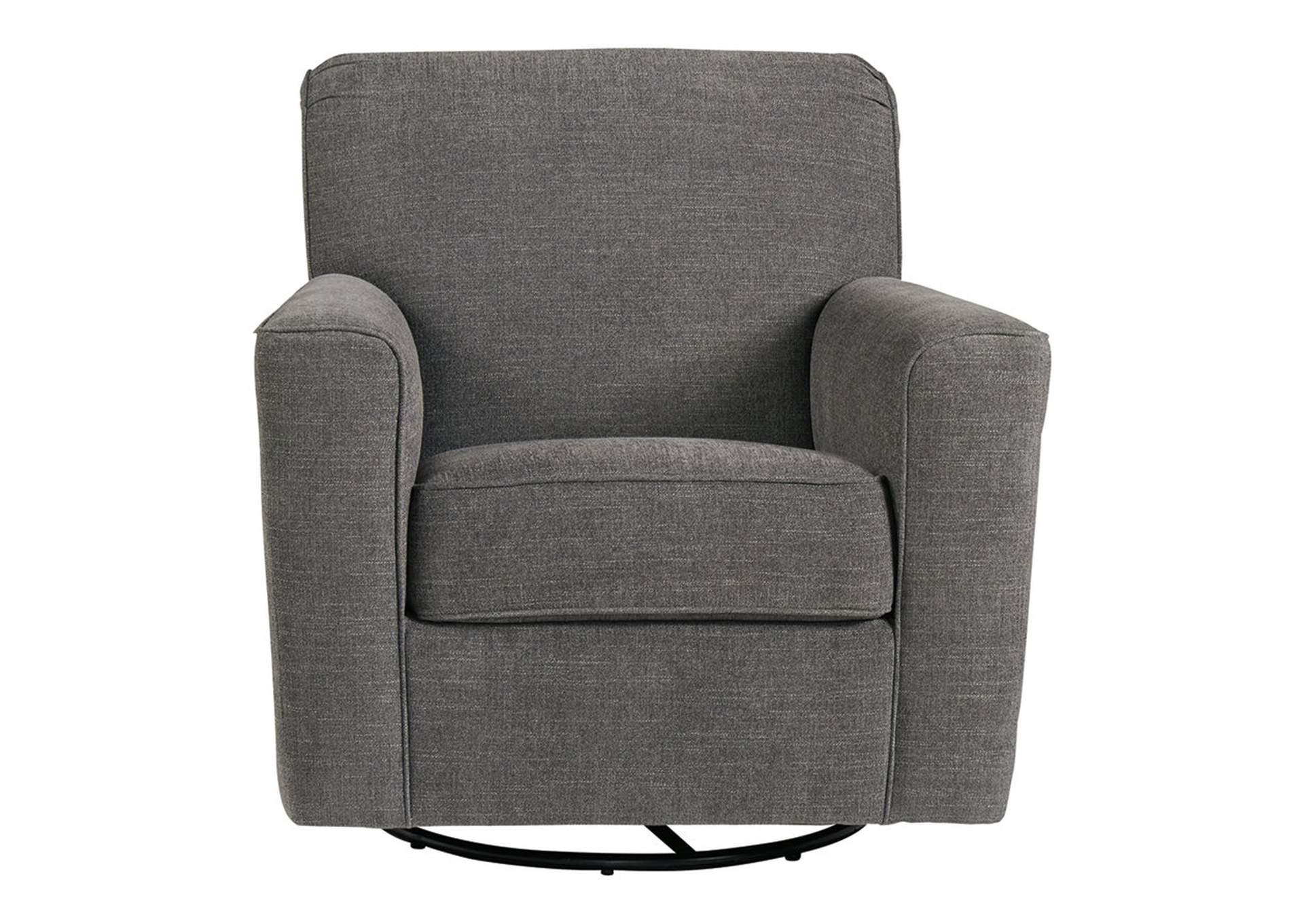 Alcona Charcoal Accent Chair,Ashley