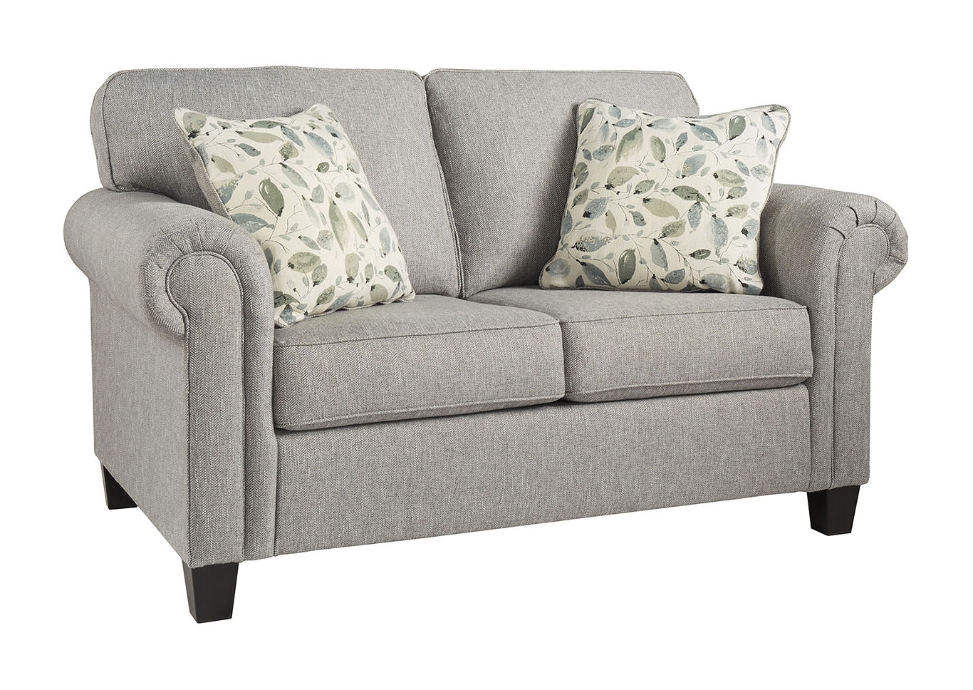 Alandari Gray Loveseat,Signature Design By Ashley