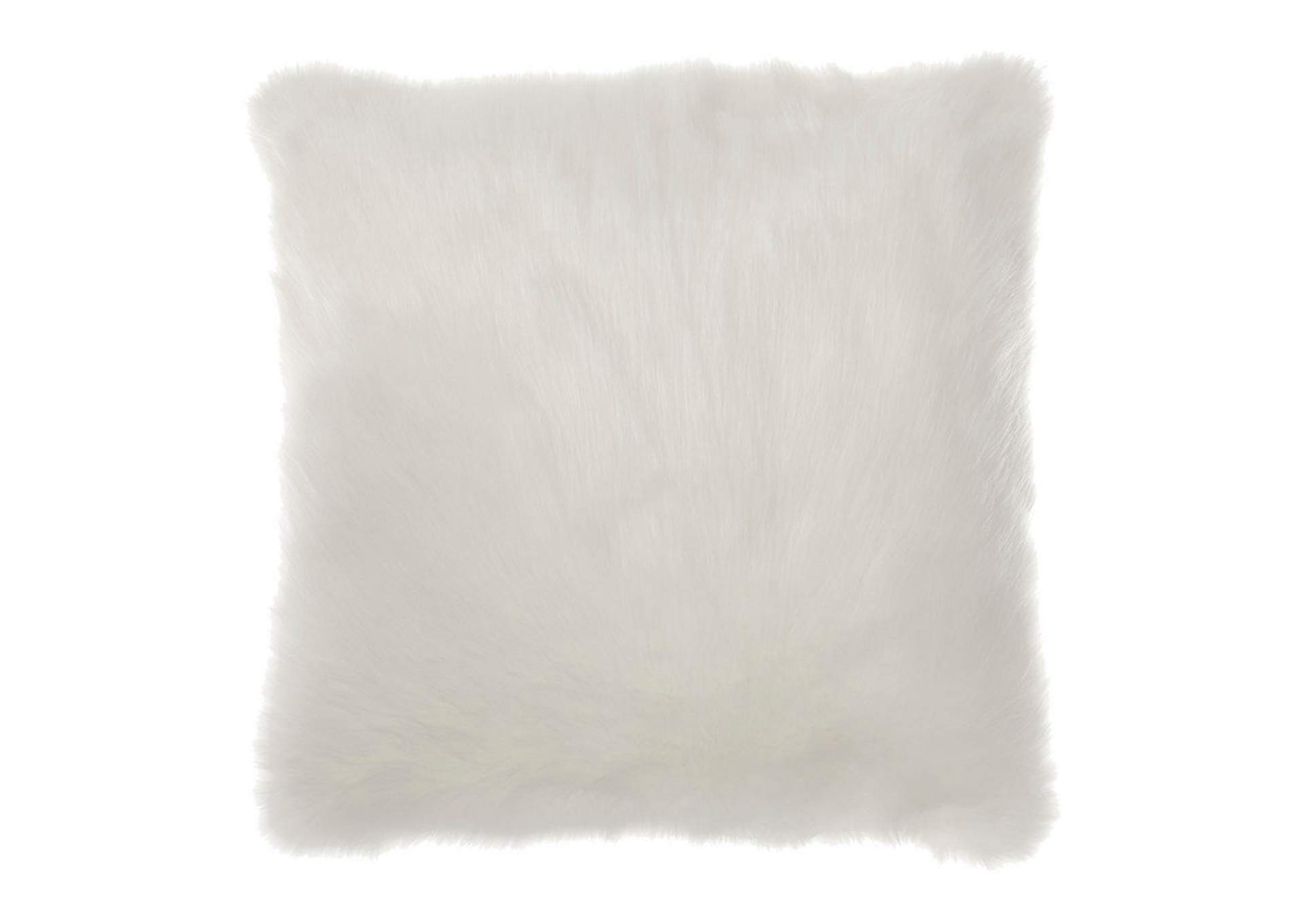 Himena White Pillow (4/CS),Signature Design By Ashley