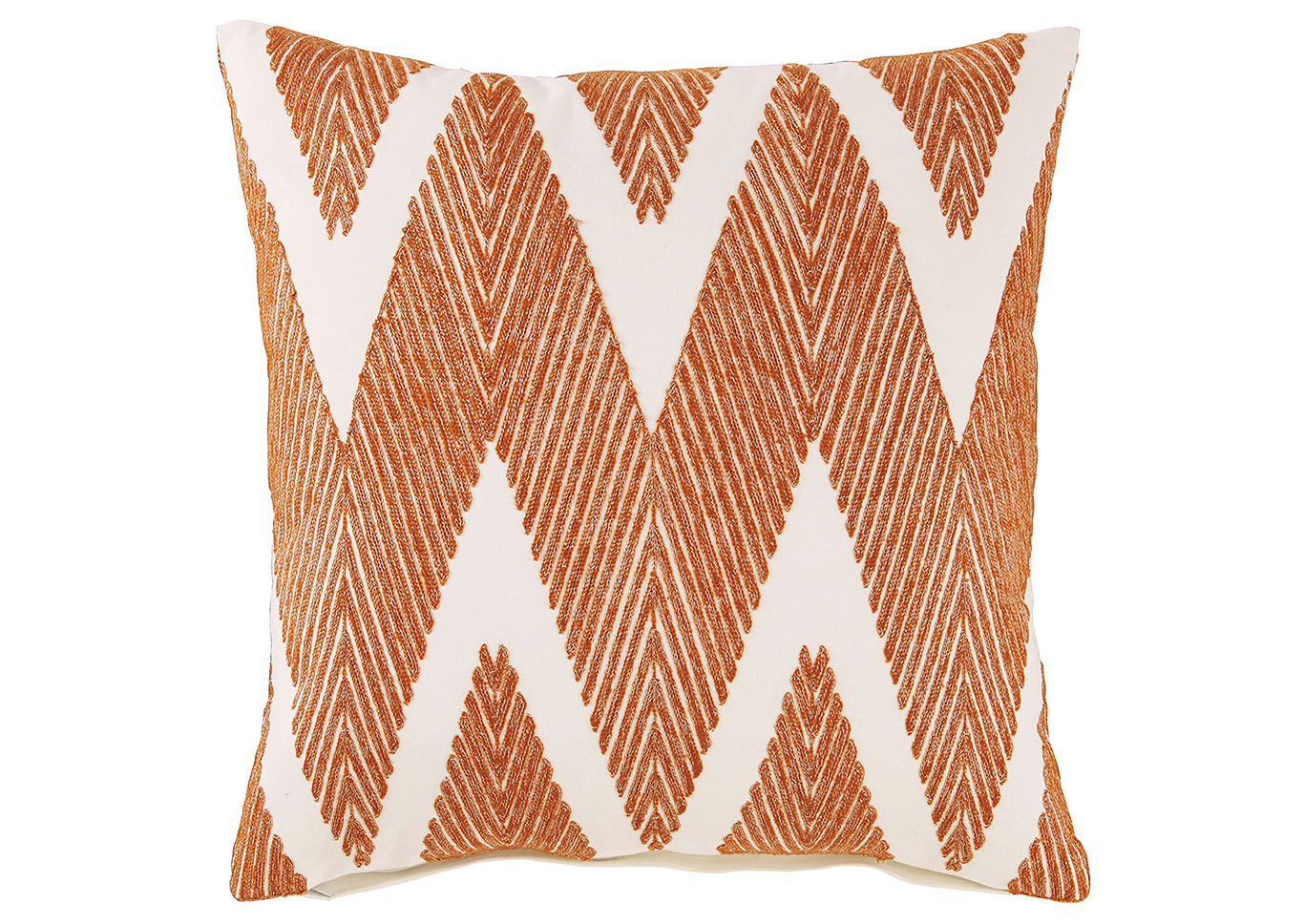 Carlina Orange Pillows (4/CS),Signature Design By Ashley