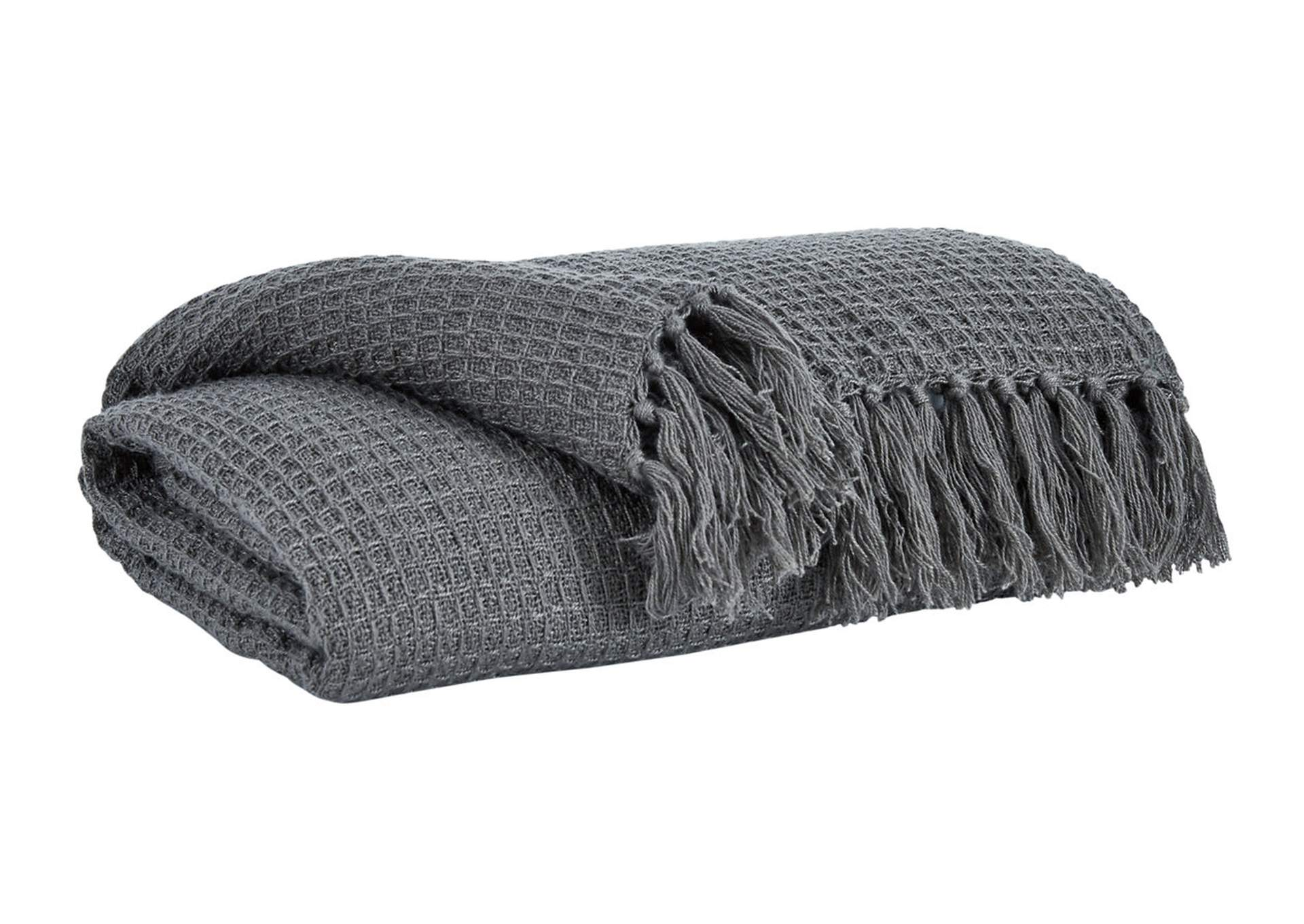 Rowena Gray Throw,Signature Design By Ashley