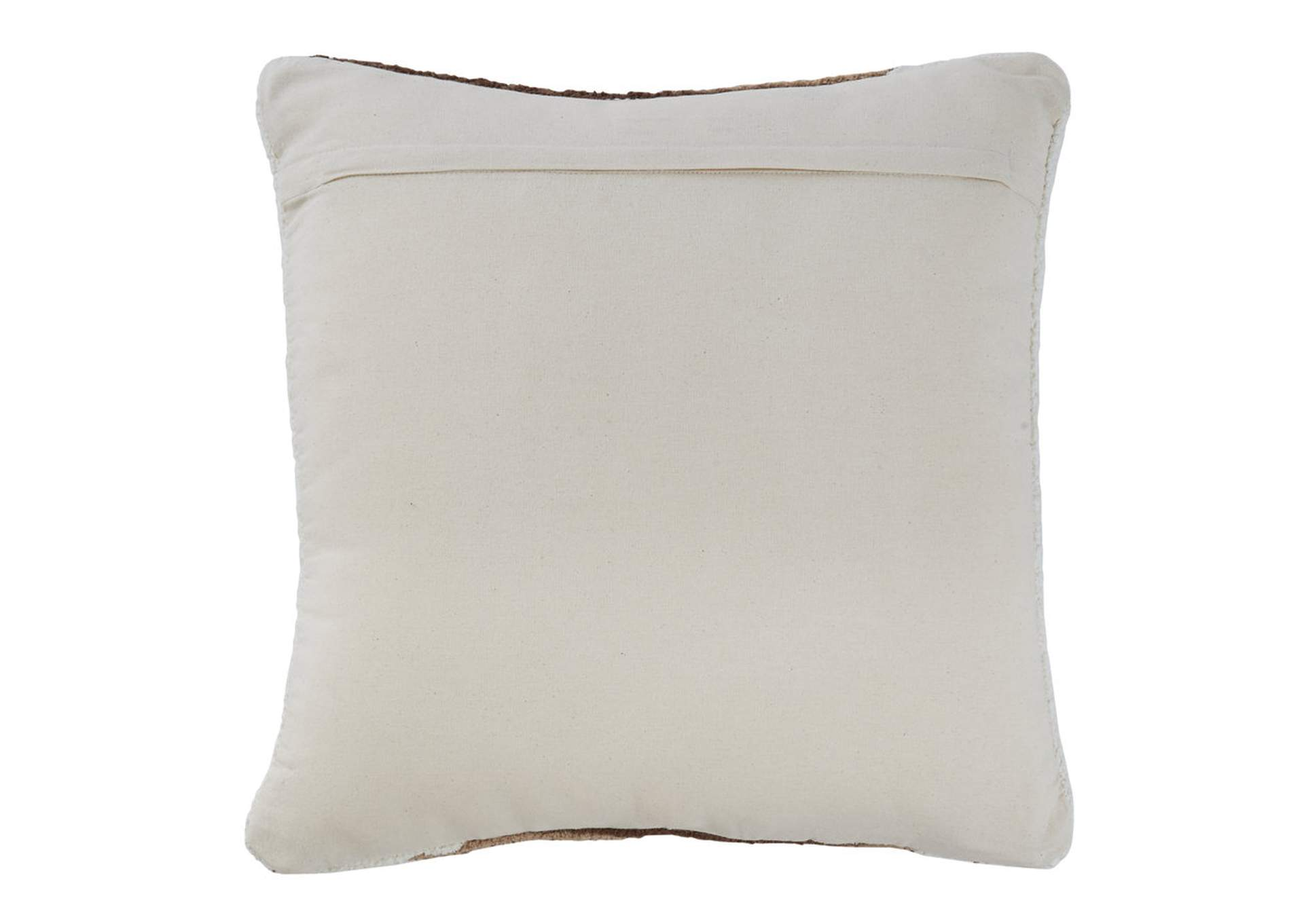 Wycombe Cream/Brown Pillow (Set of 4),Signature Design By Ashley