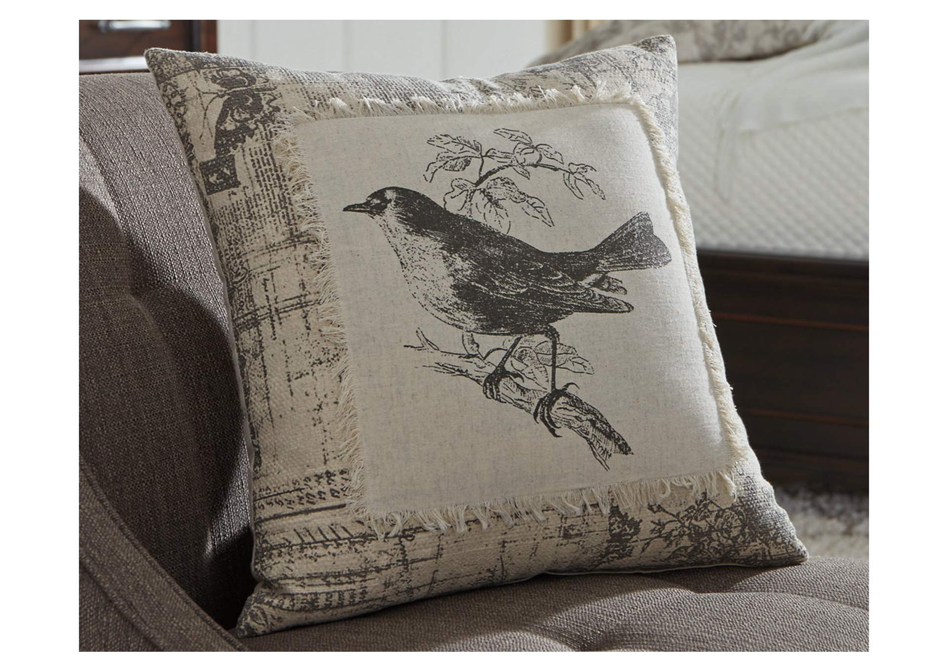 Monissa Black Pillow (Set of 4),Signature Design By Ashley