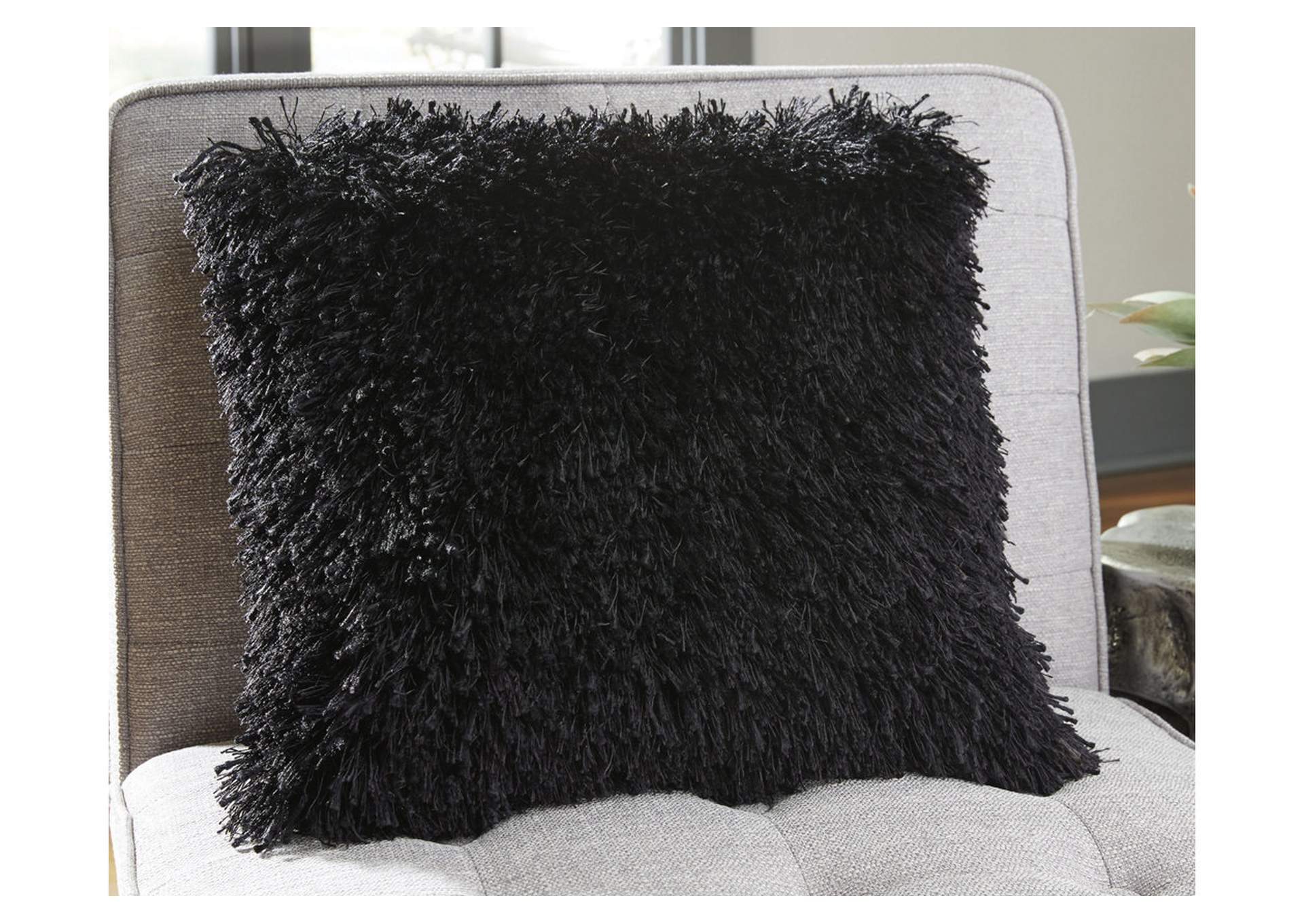 Jasmen Black Pillow (Set of 4),Direct To Consumer Express