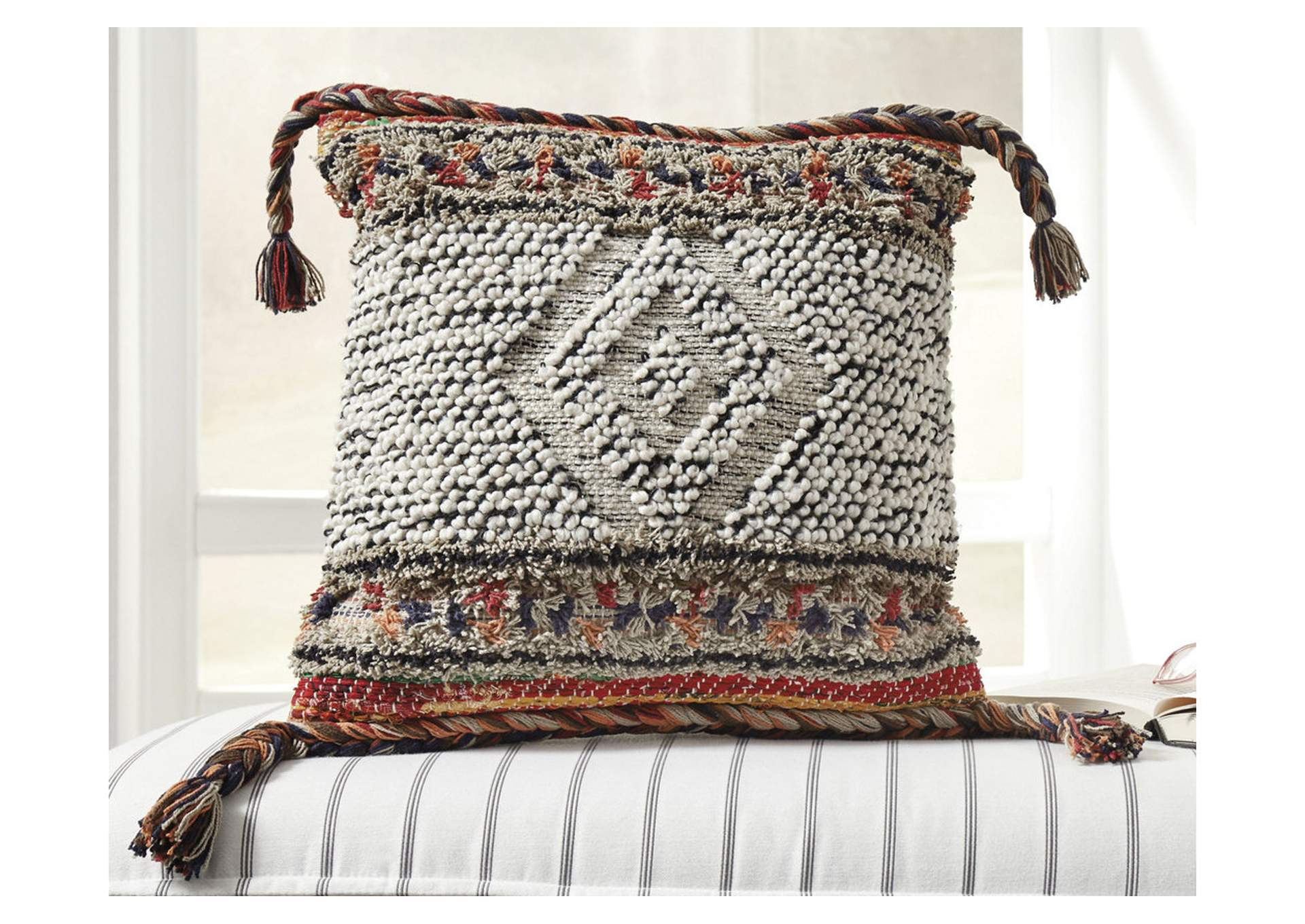 Fariel Woven Single Pillow,Signature Design By Ashley
