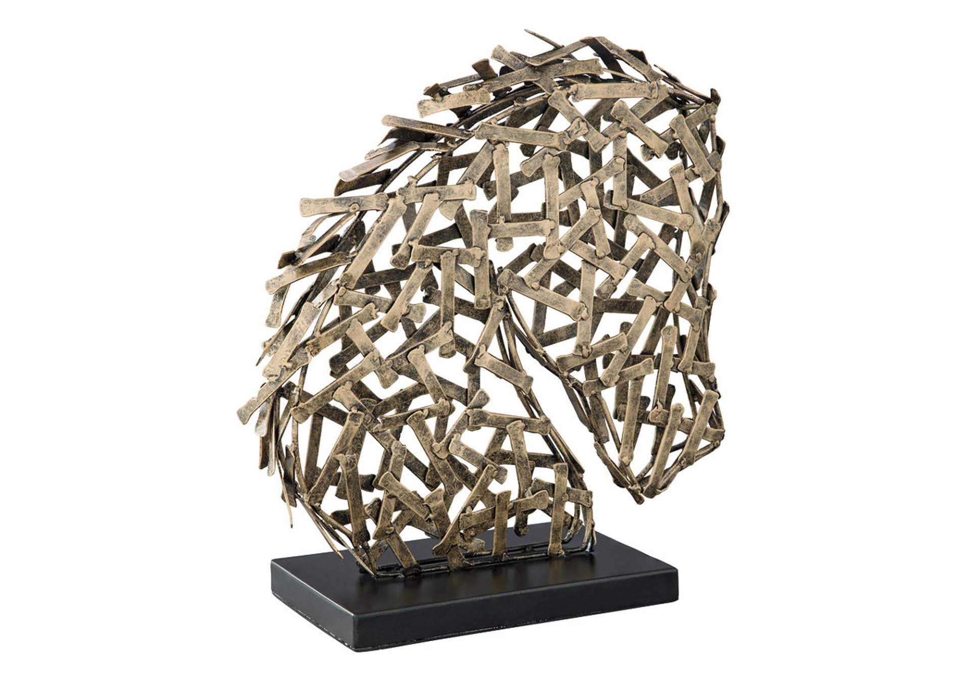 Nahla Yellow Sculpture,Signature Design By Ashley