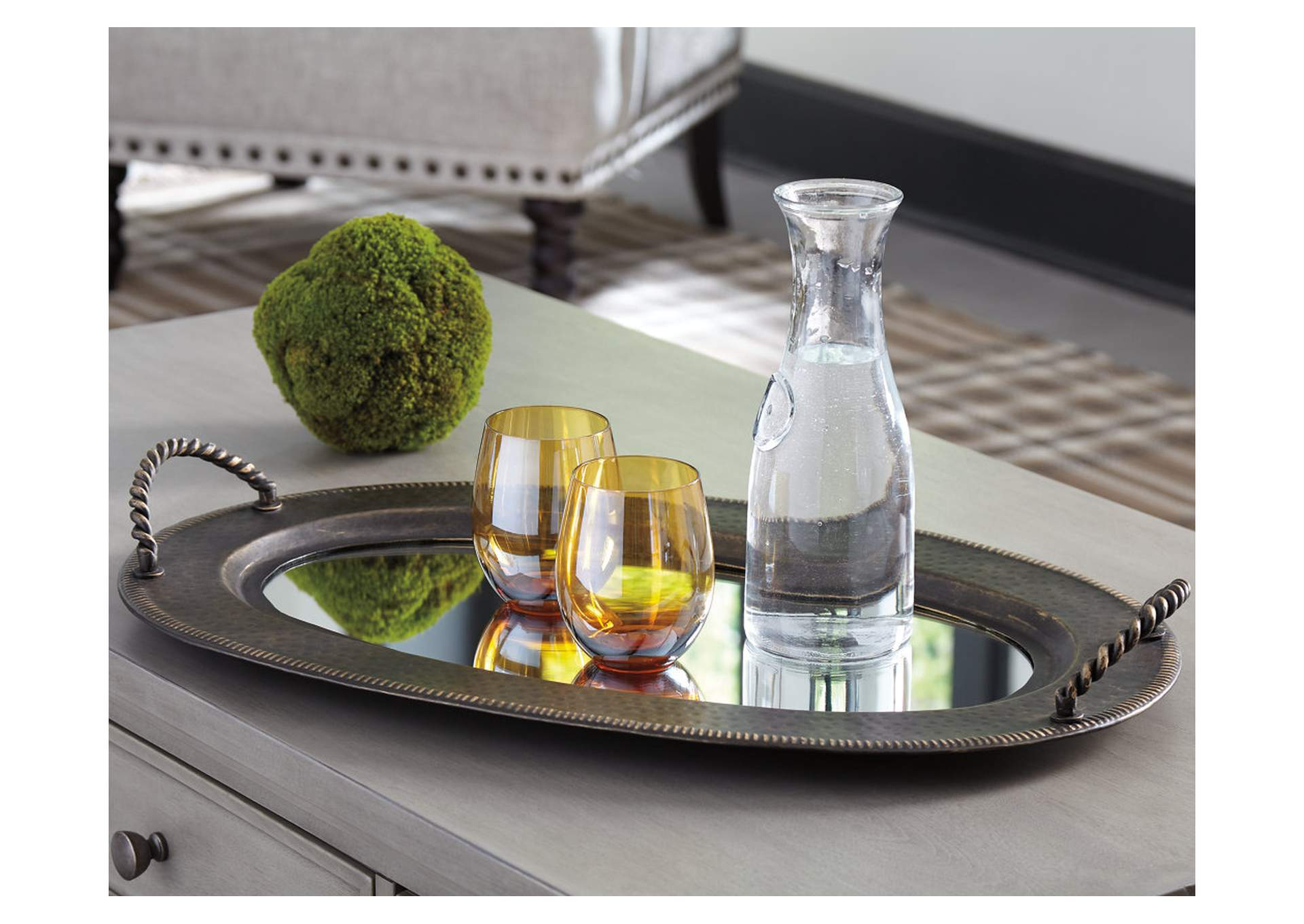 Milena Tray,Signature Design By Ashley