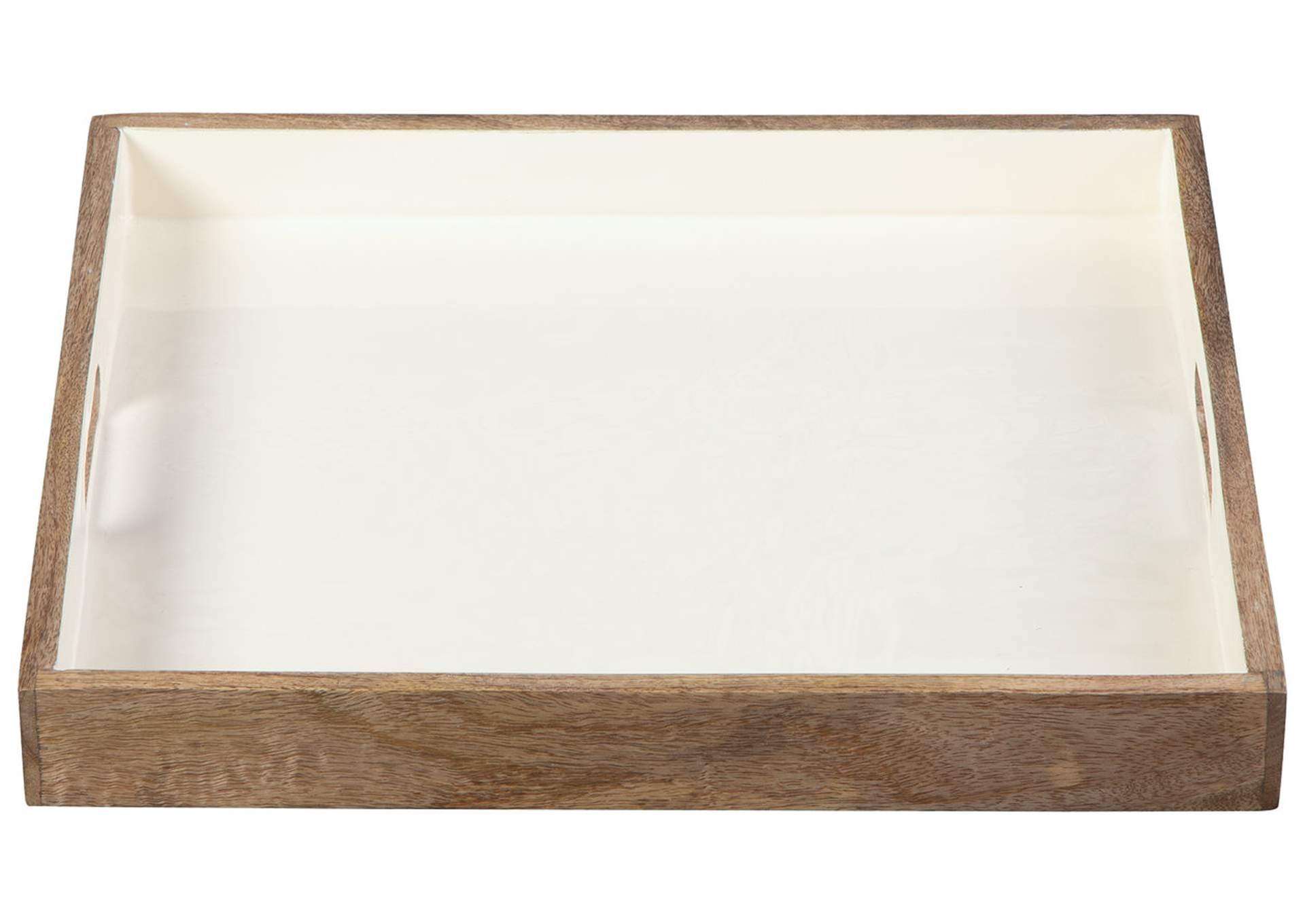 MORIA Natural/White Tray,Signature Design By Ashley
