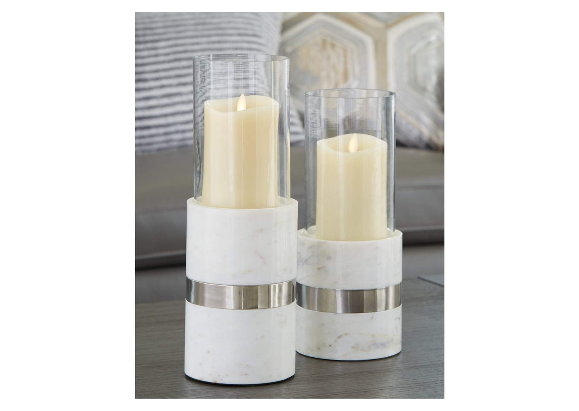 Gracelyn Candle Holder (Set of 2),Signature Design By Ashley
