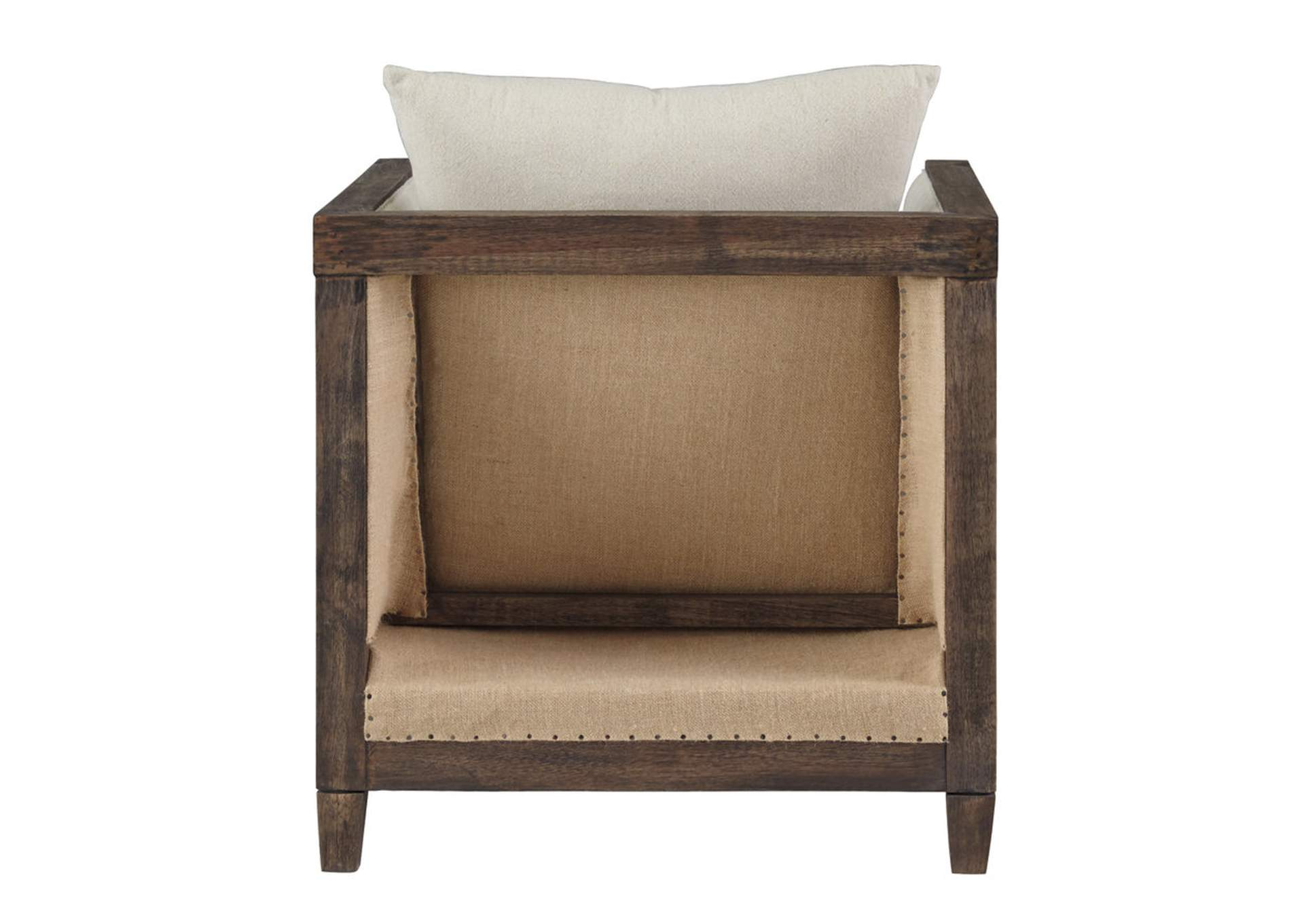 Copeland Linen Accent Chair,Direct To Consumer Express