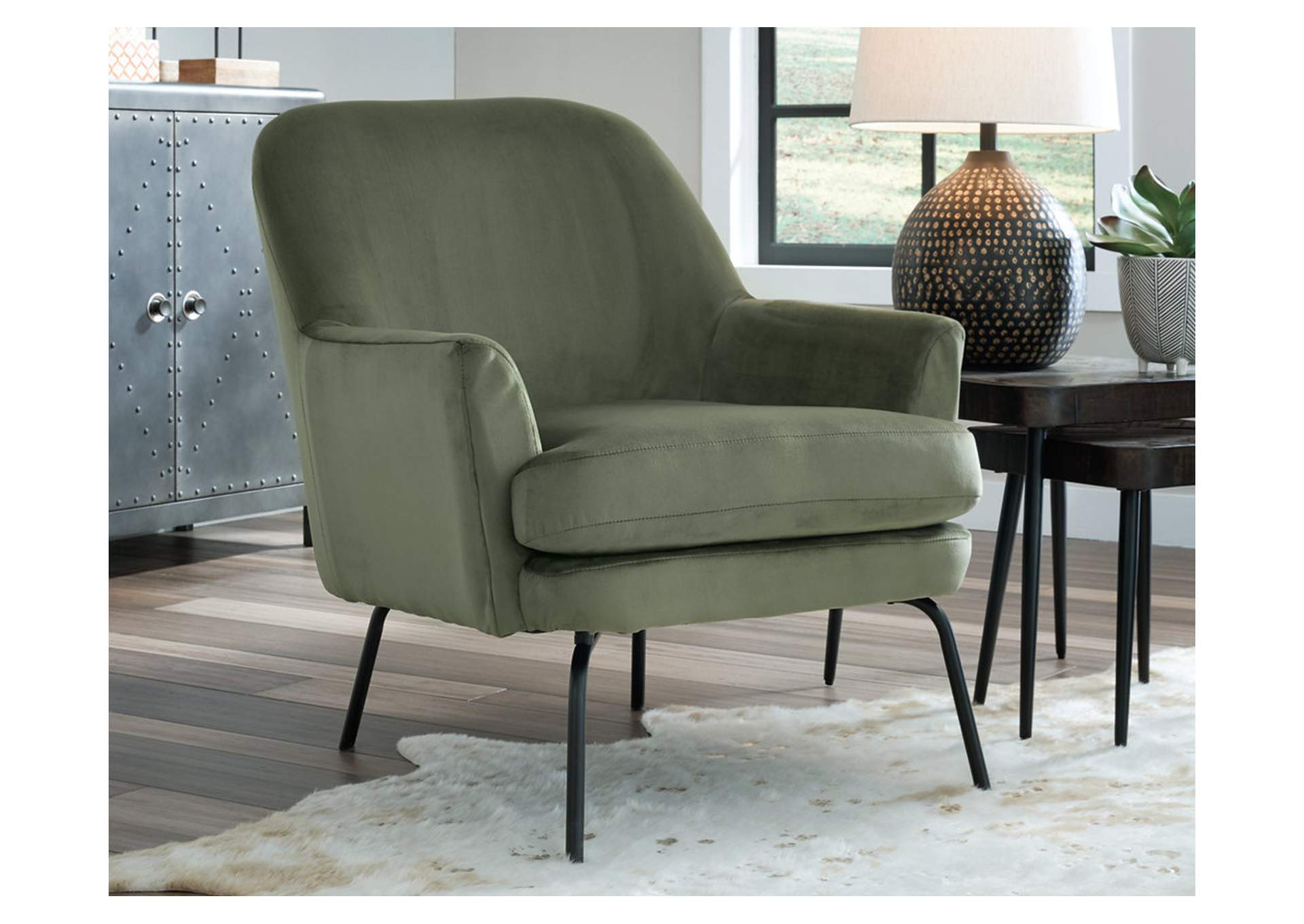 Dericka Accent Chair,Signature Design By Ashley