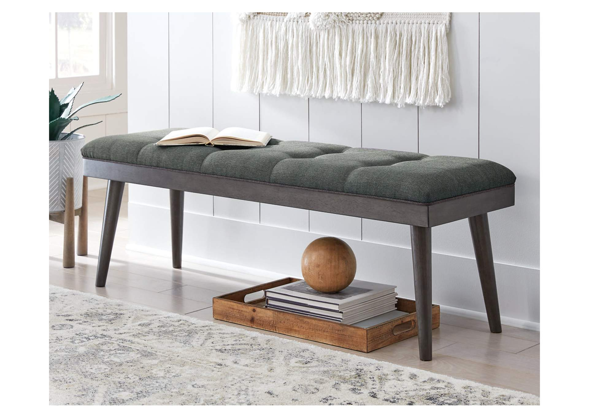 Ashlock Accent Bench,Signature Design By Ashley
