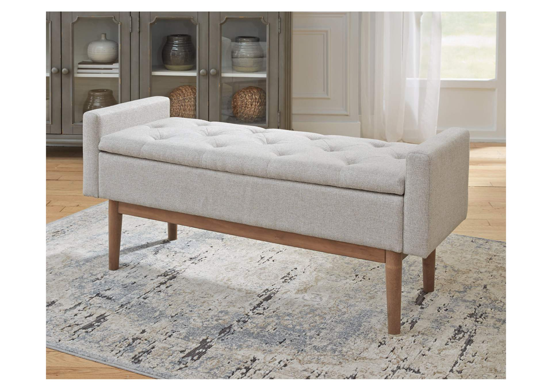 Briarson Storage Bench,Signature Design By Ashley