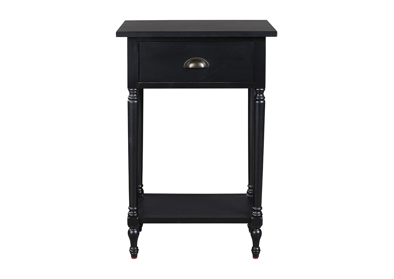 Juinville Black Accent Table,Signature Design By Ashley