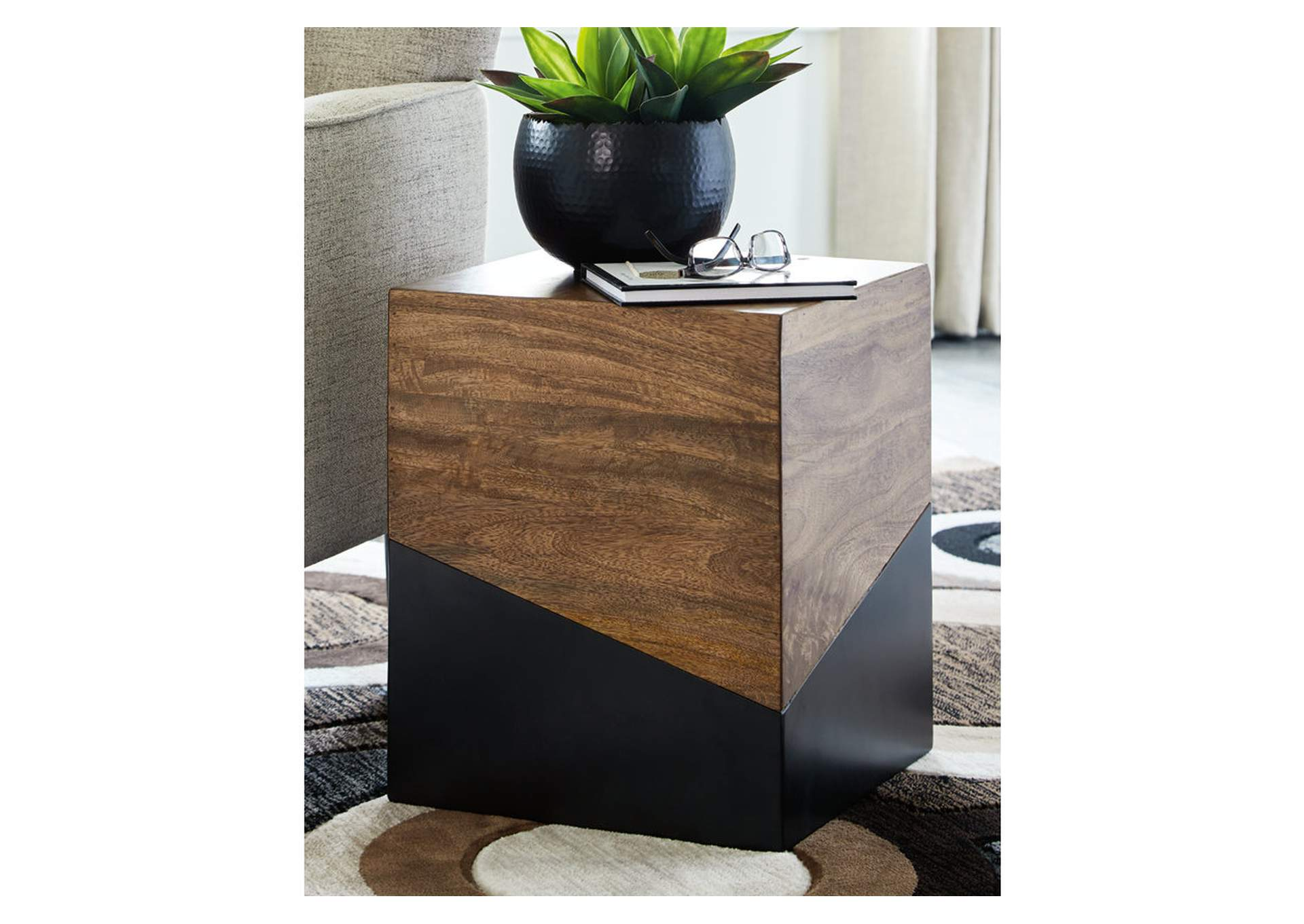 Trailbend Accent Table,Signature Design By Ashley