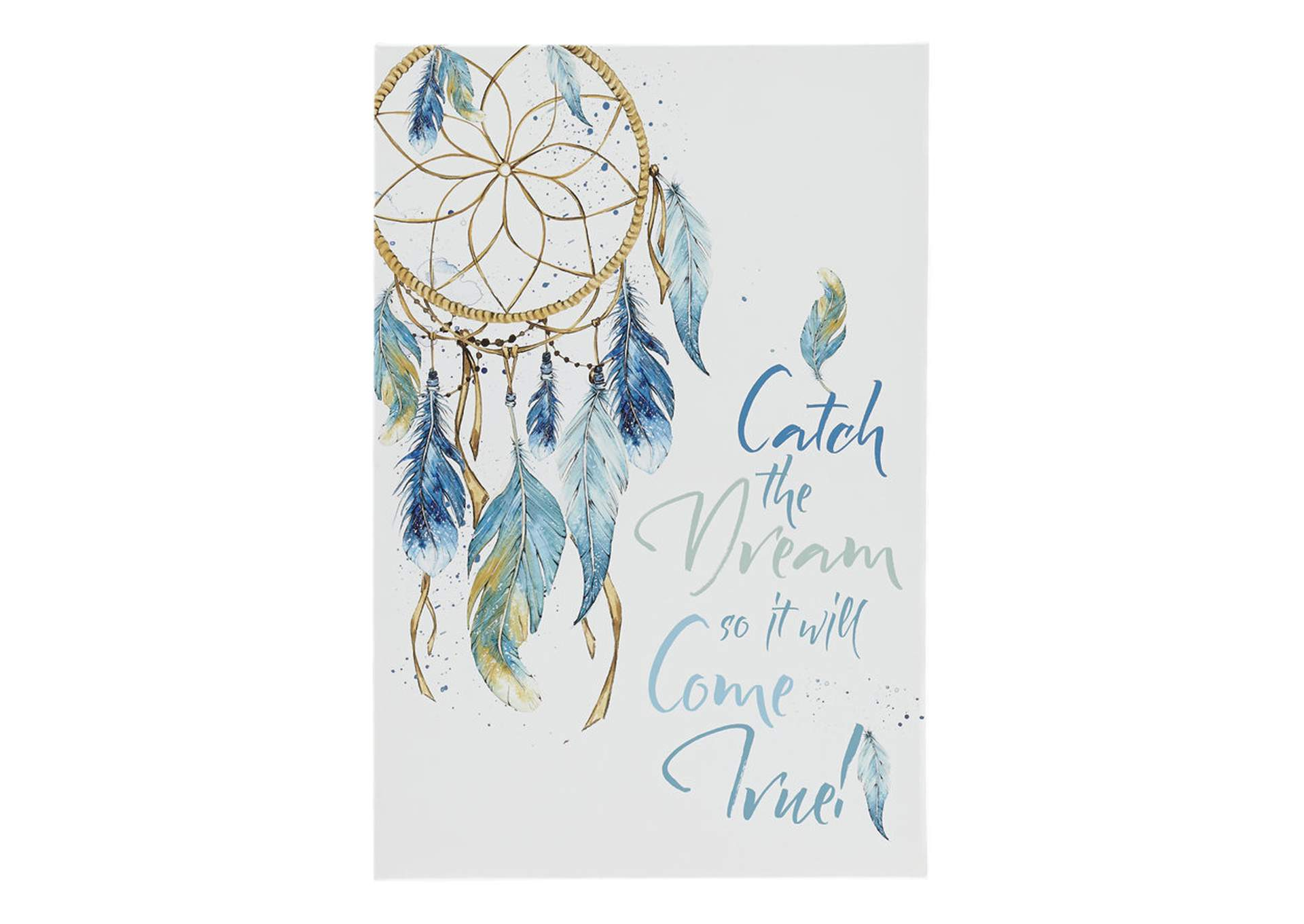Ellis Dream Catcher Wall Art,Signature Design By Ashley