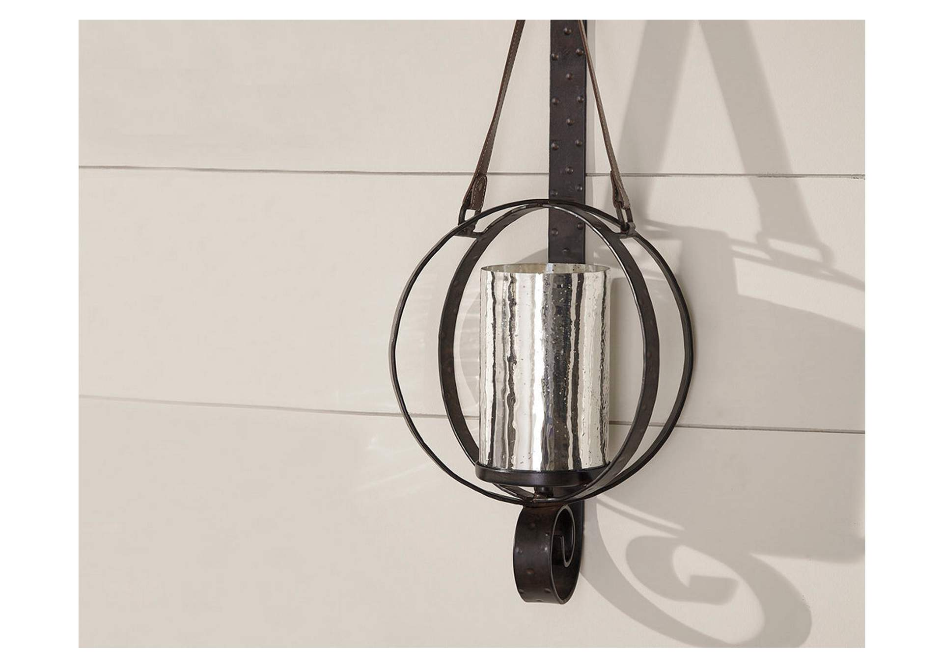 Despina Brown Wall Sconce,Direct To Consumer Express