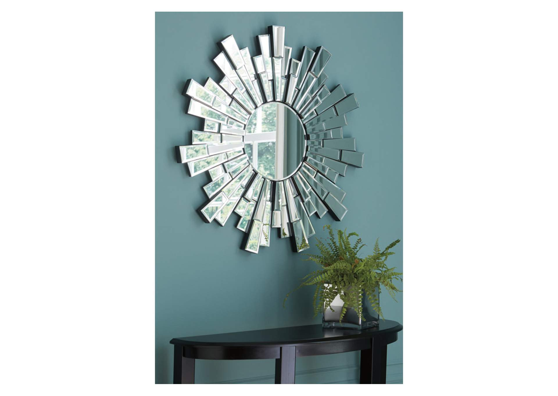 Braylon Accent Mirror,Signature Design By Ashley