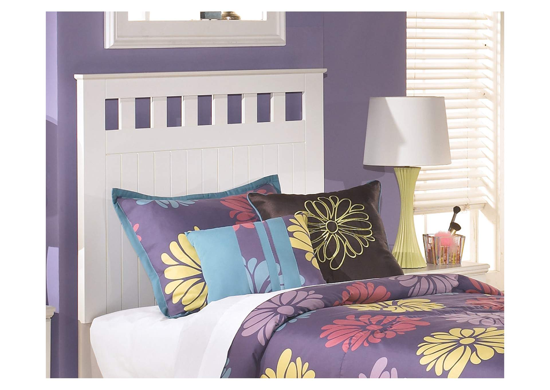 Lulu Twin Panel Headboard,Signature Design By Ashley
