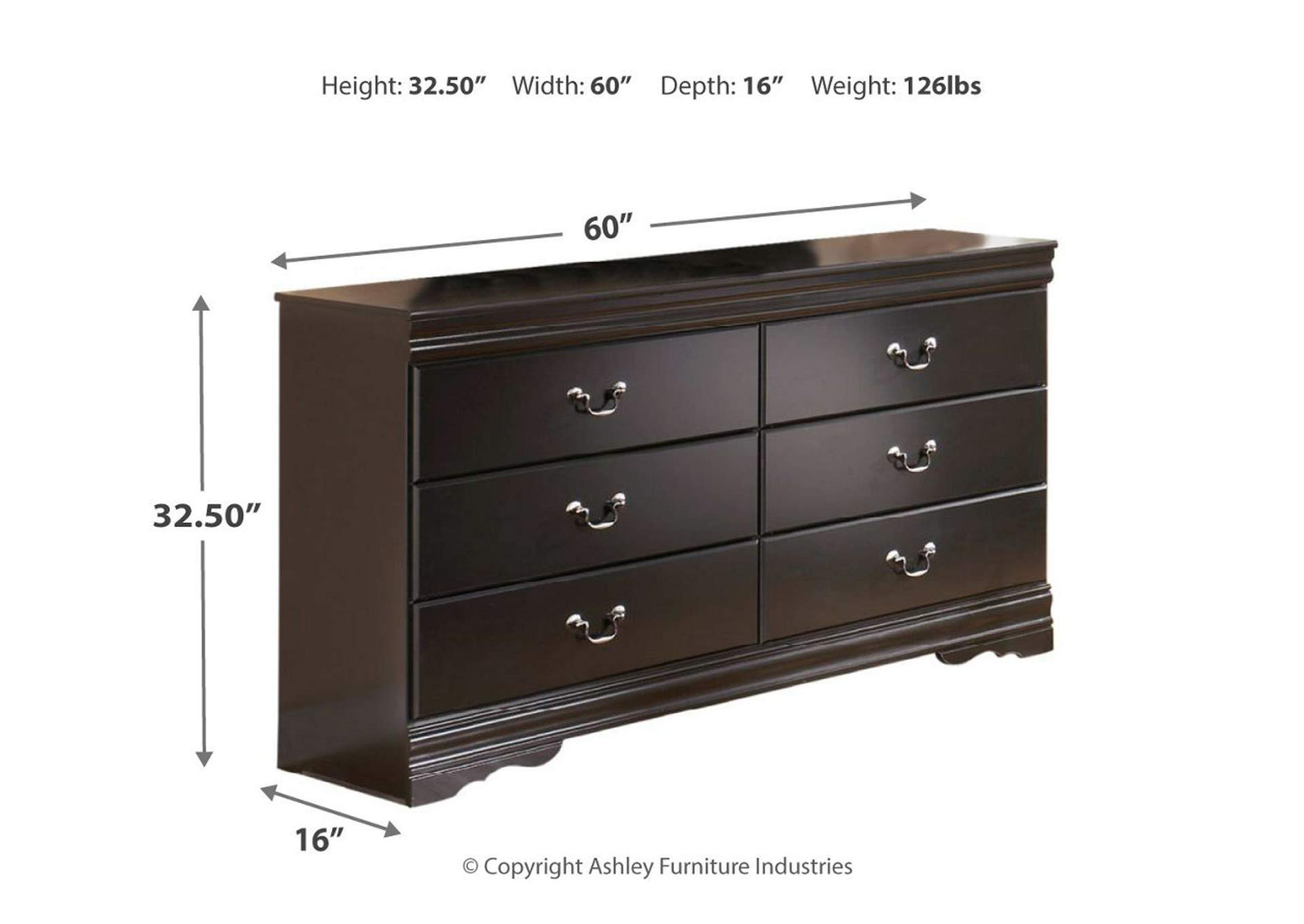 Huey Vineyard Dresser,Signature Design By Ashley