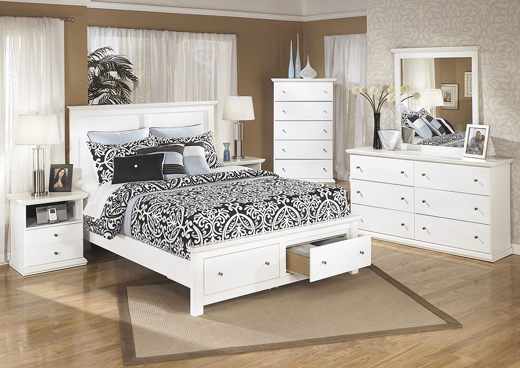 Bostwick Shoals Bedroom Dresser w/Mirror,Signature Design By Ashley