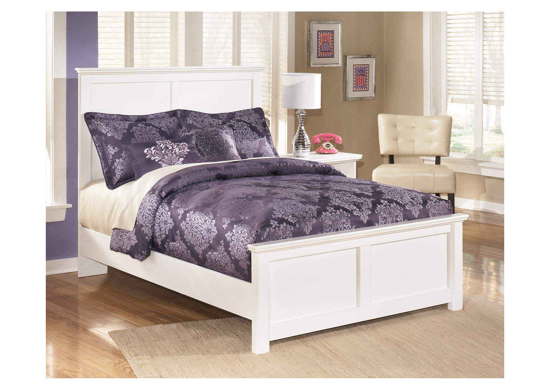 Bostwick Shoals Full Panel Bed,Signature Design By Ashley
