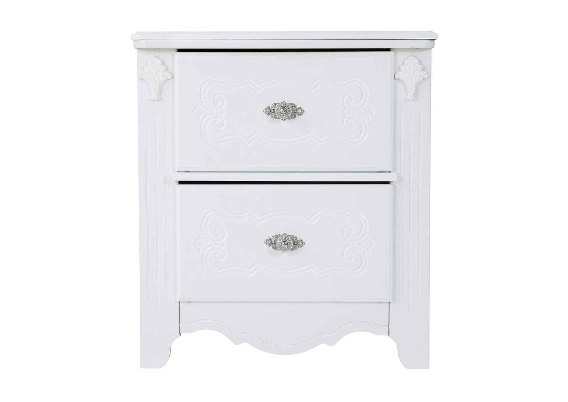 Exquisite Two Drawer Nightstand,Direct To Consumer Express