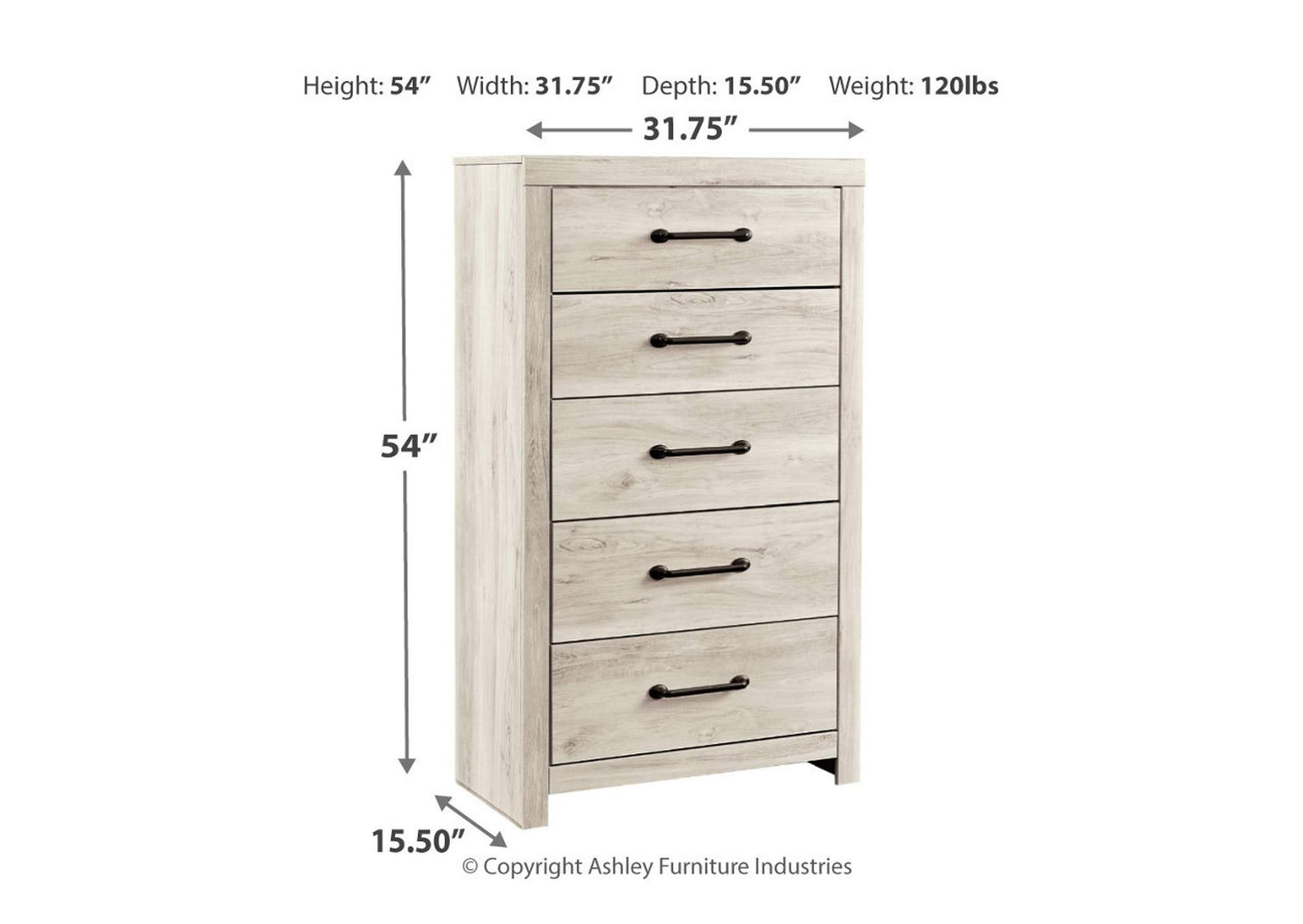 Cambeck Chest of Drawers,Signature Design By Ashley