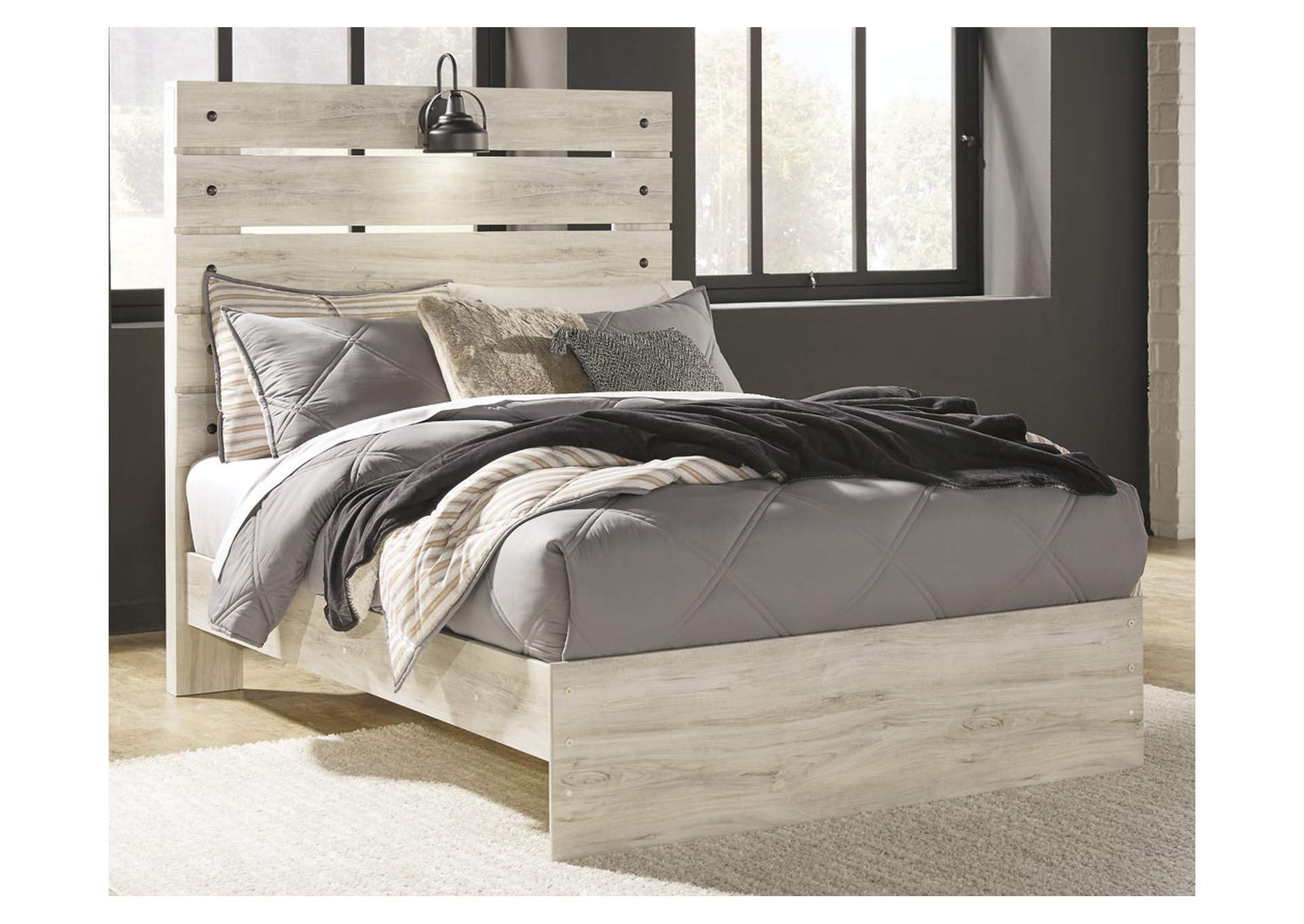 Cambeck Full Panel Bed,Signature Design By Ashley