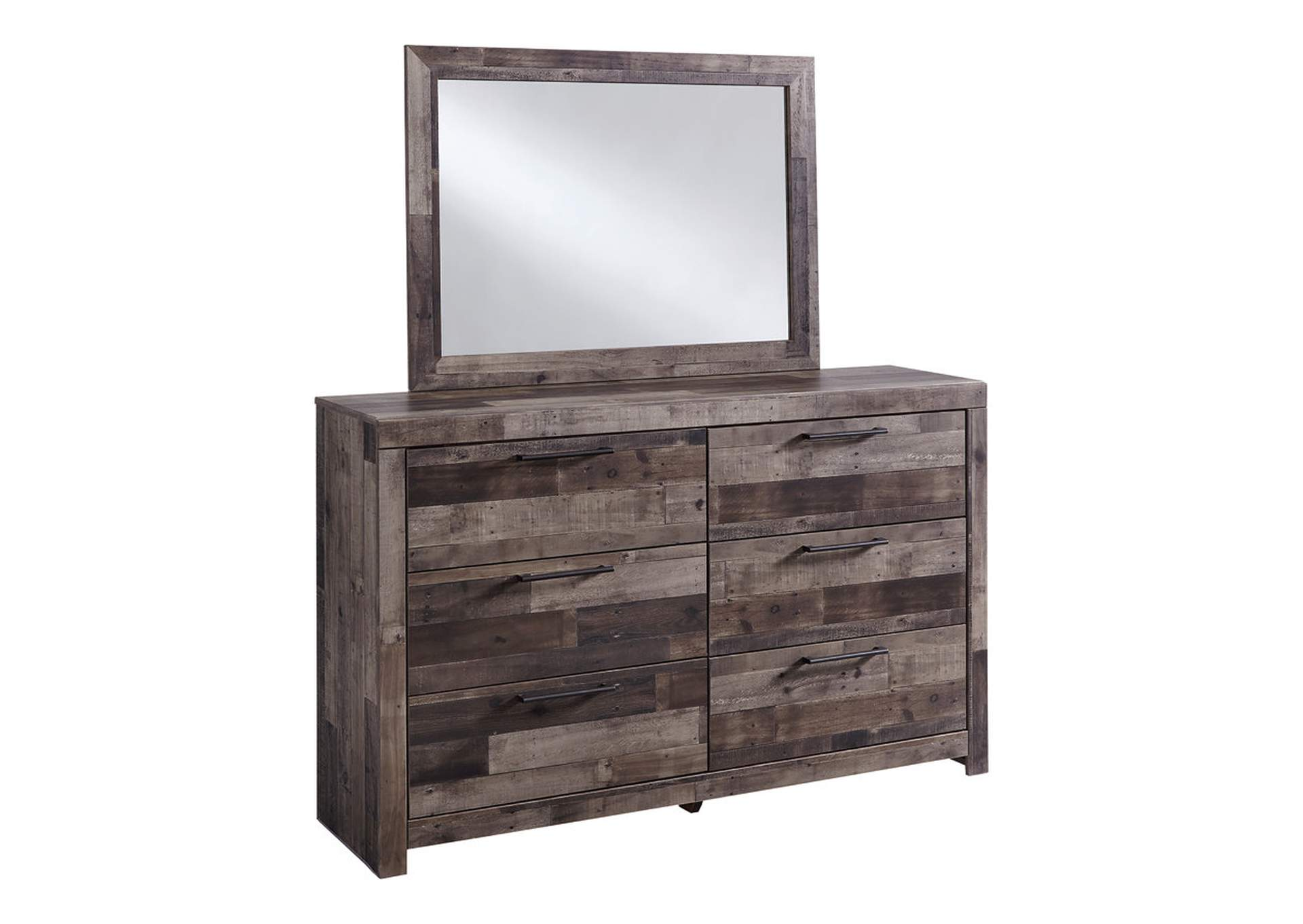 Derekson Dresser and Mirror,Benchcraft