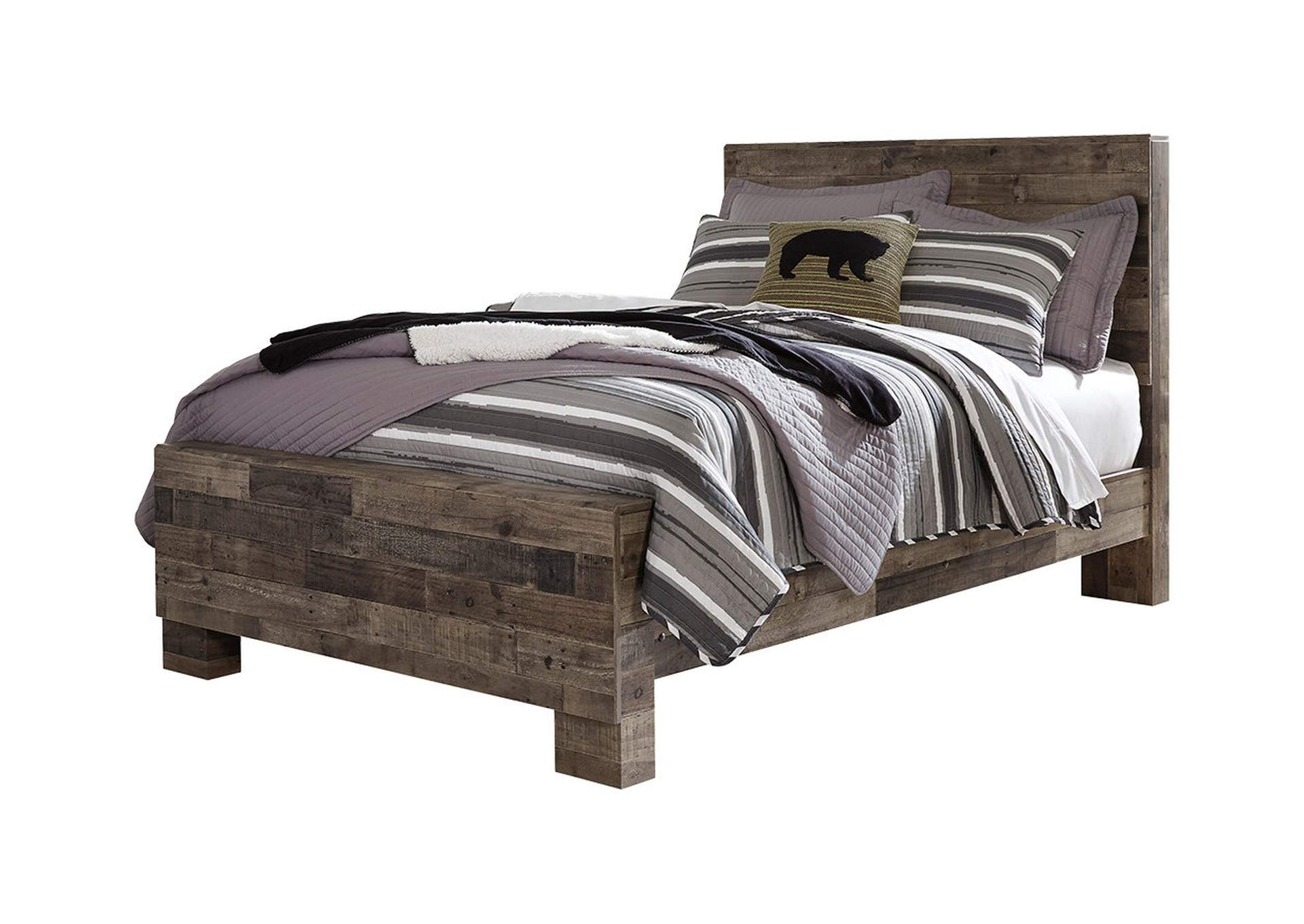 Derekson Full Panel Bed,Benchcraft