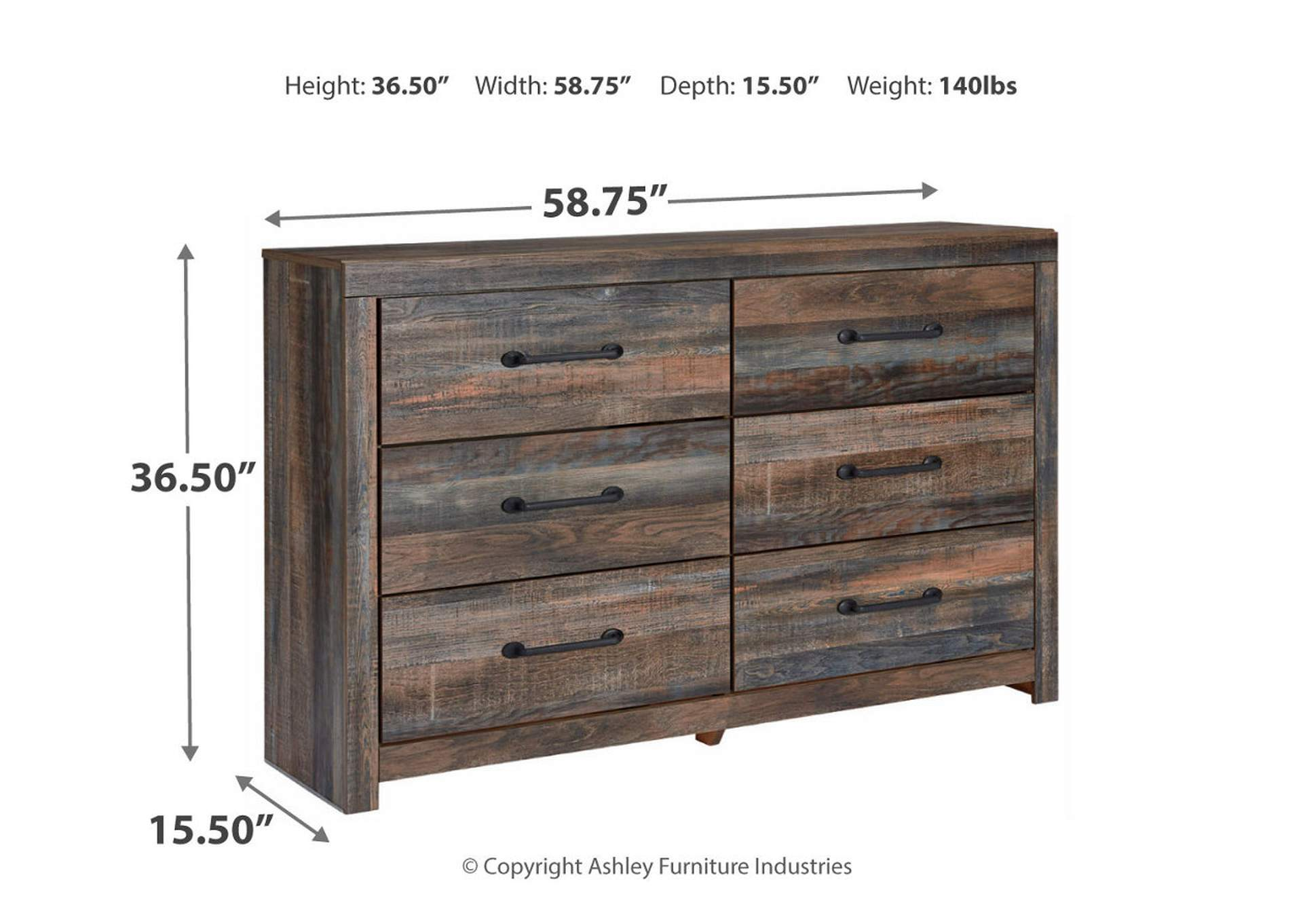 Drystan Dresser,Signature Design By Ashley
