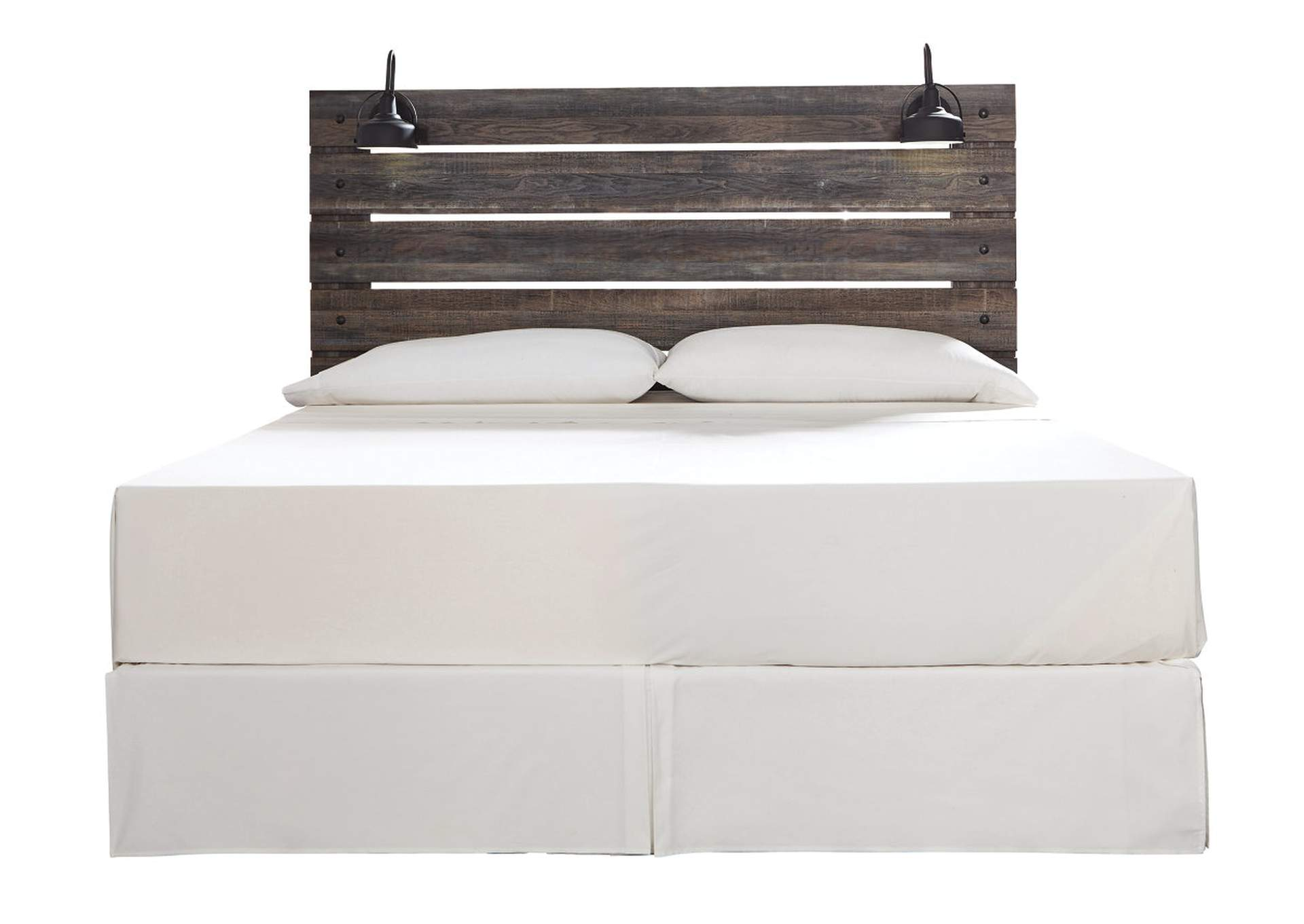 Drystan King Panel Headboard,Signature Design By Ashley