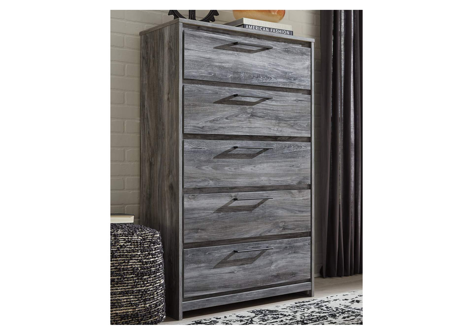 Baystorm Chest of Drawers,Signature Design By Ashley
