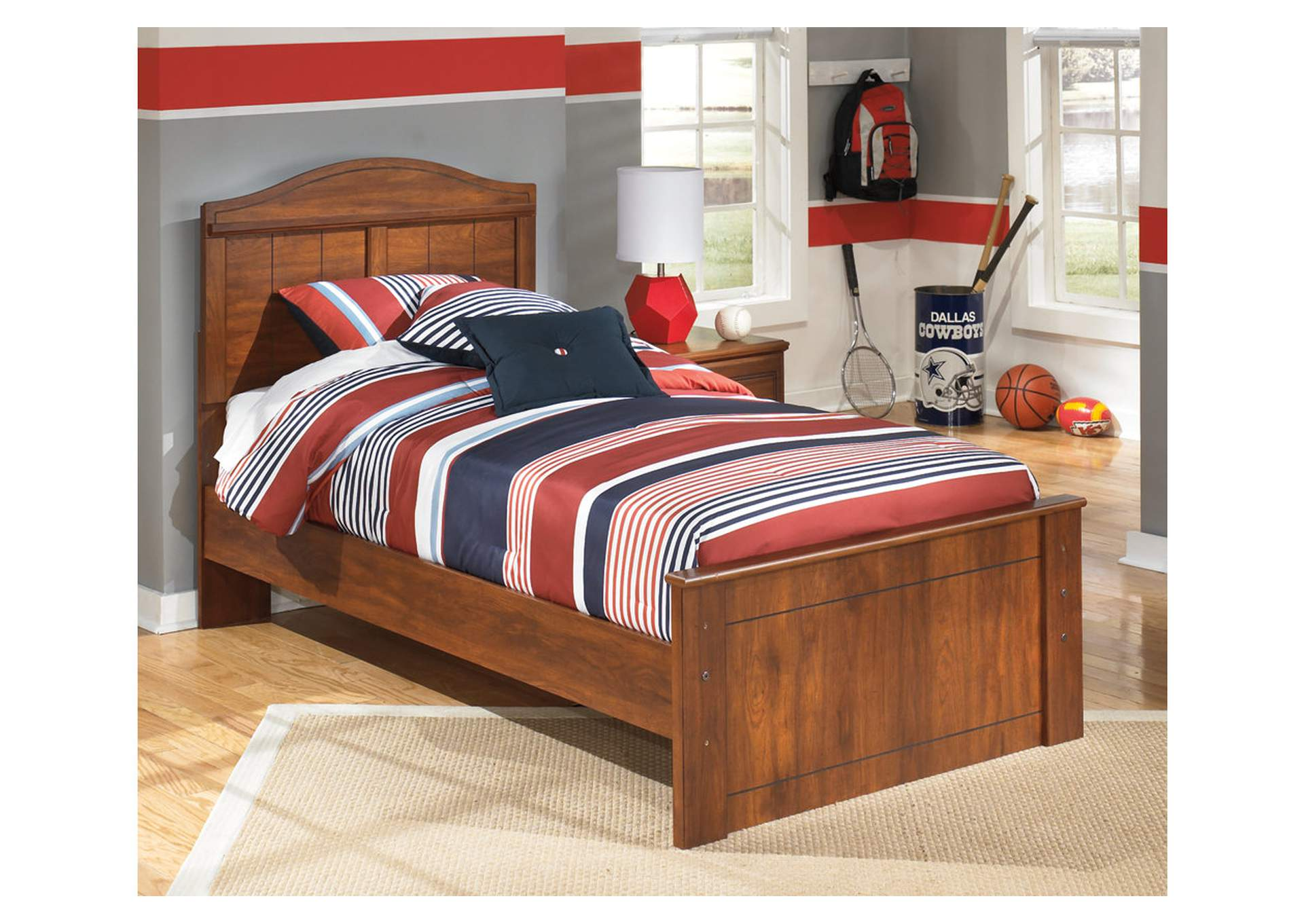 Barchan Twin Panel Bed,Direct To Consumer Express
