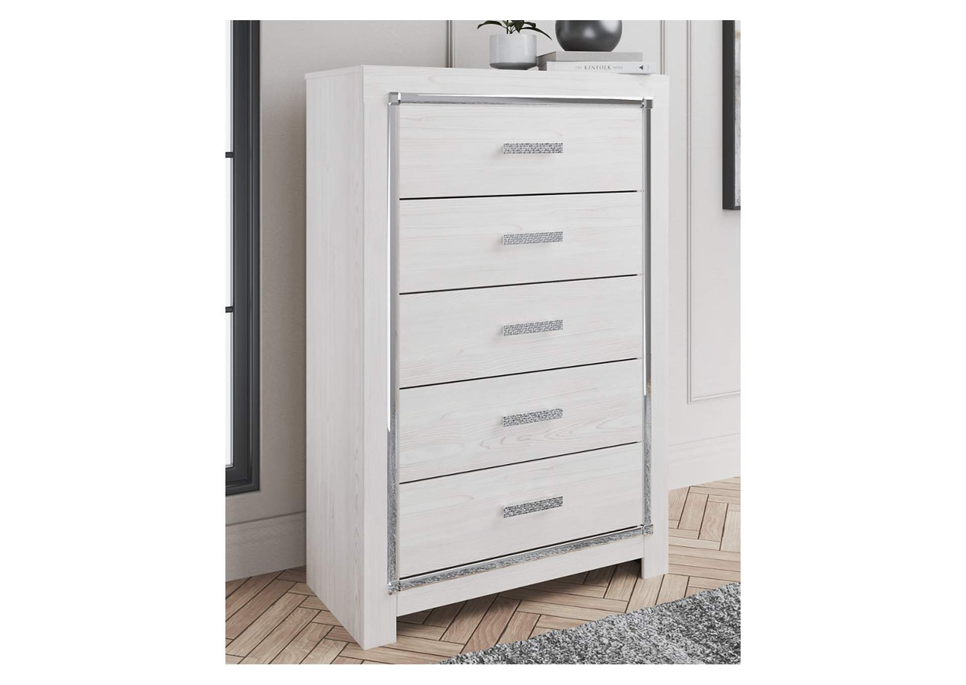 Altyra Chest of Drawers,Signature Design By Ashley