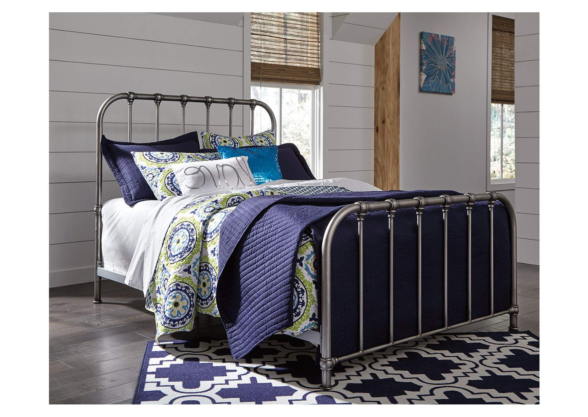 Nashburg Multi Twin Metal Bed,Direct To Consumer Express