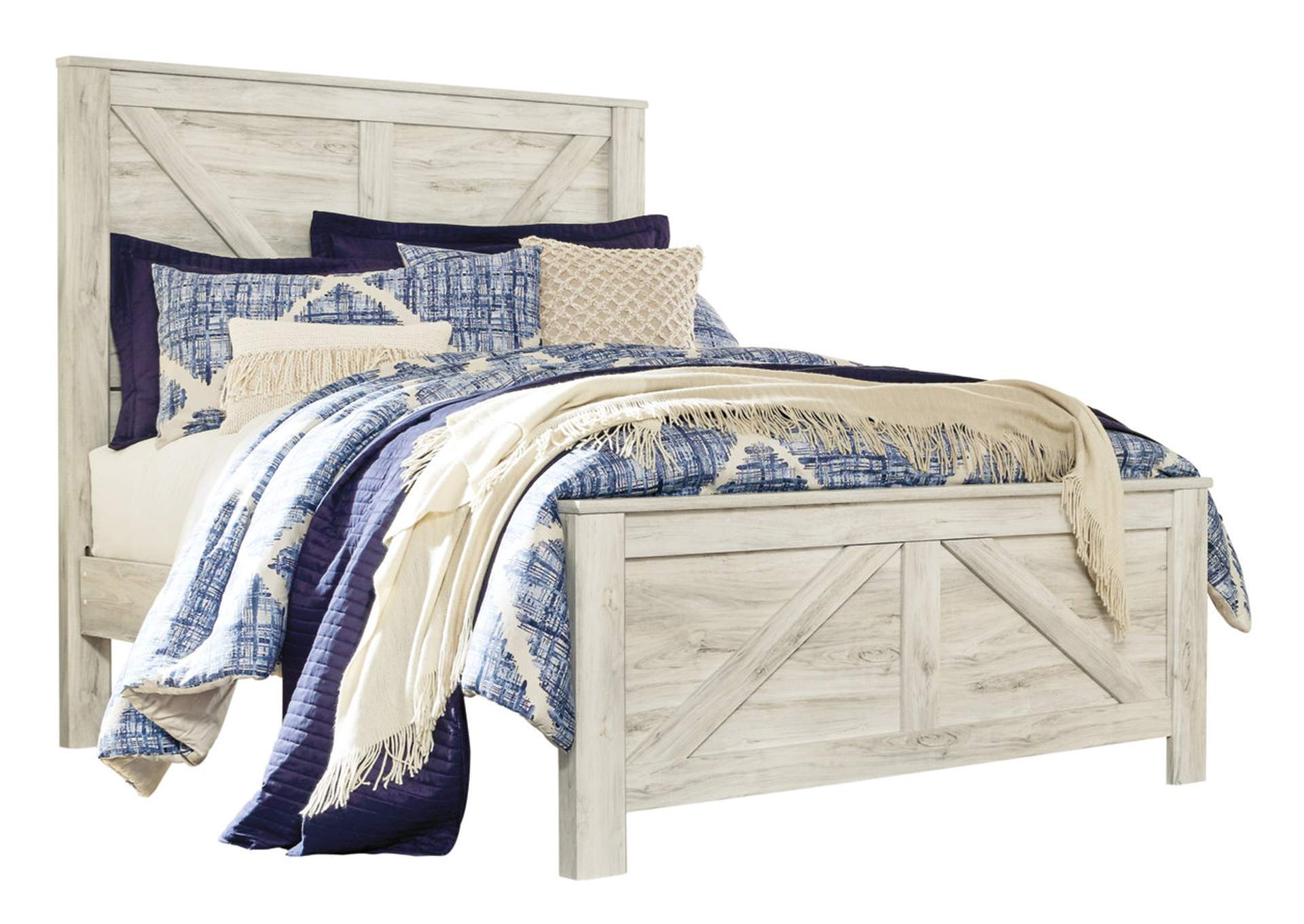 Bellaby Queen Crossbuck Panel Bed,Signature Design By Ashley