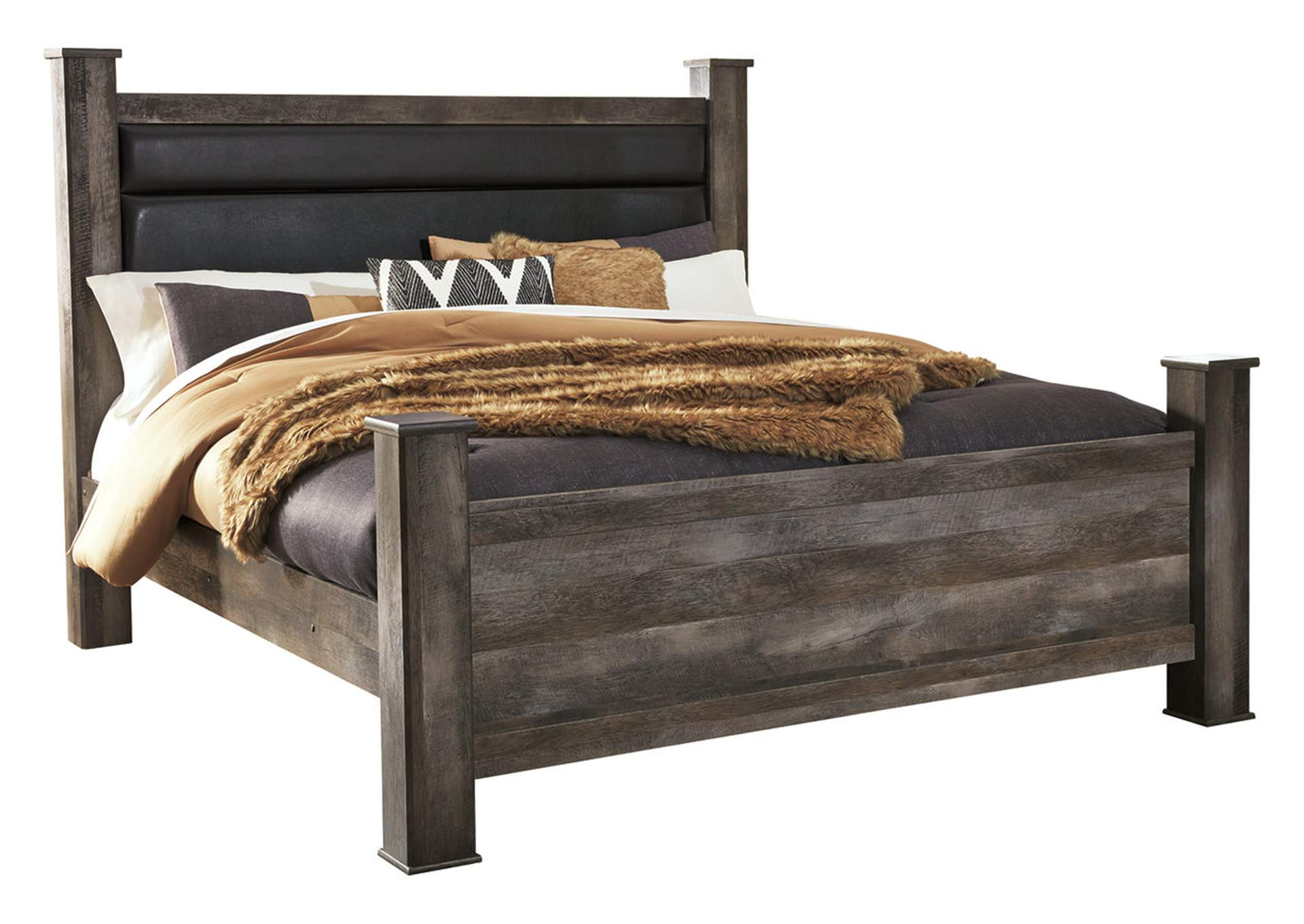 Wynnlow King Panel Bed,Signature Design By Ashley