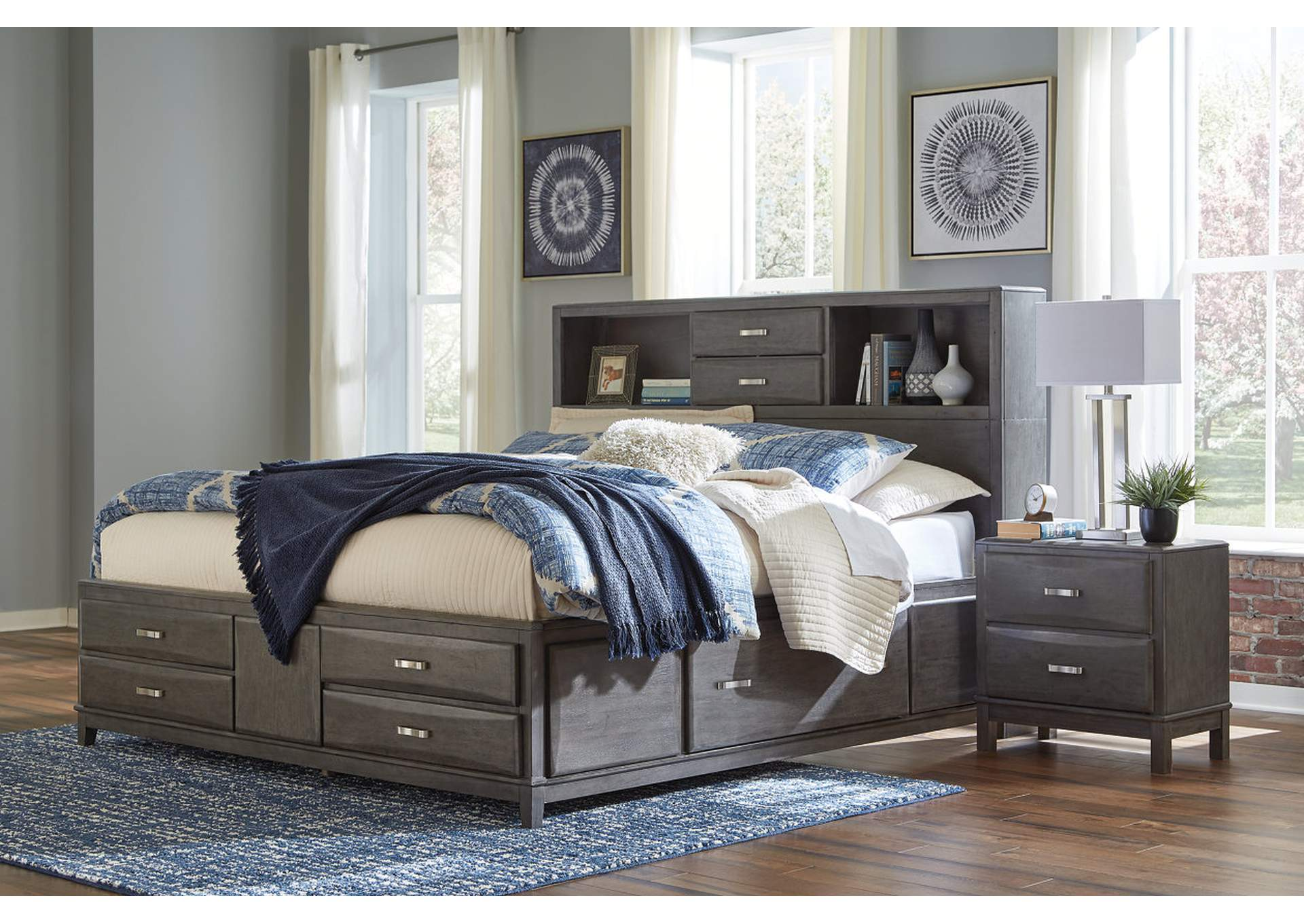 Caitbrook Queen Storage Bed,Signature Design By Ashley