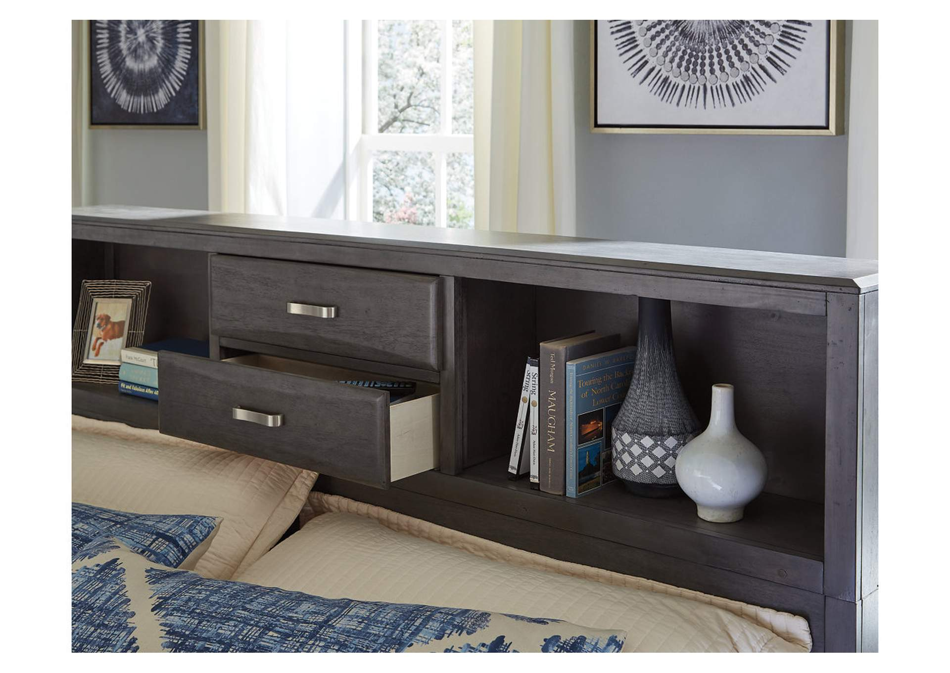 Caitbrook California King Storage Bed,Signature Design By Ashley