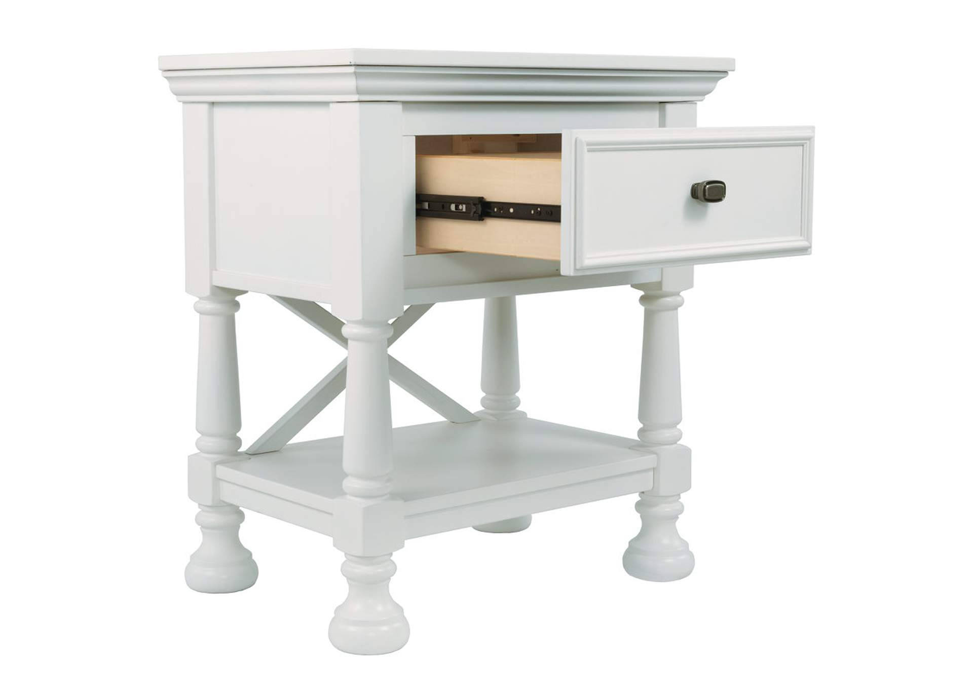 Kaslyn Night Stand,Signature Design By Ashley