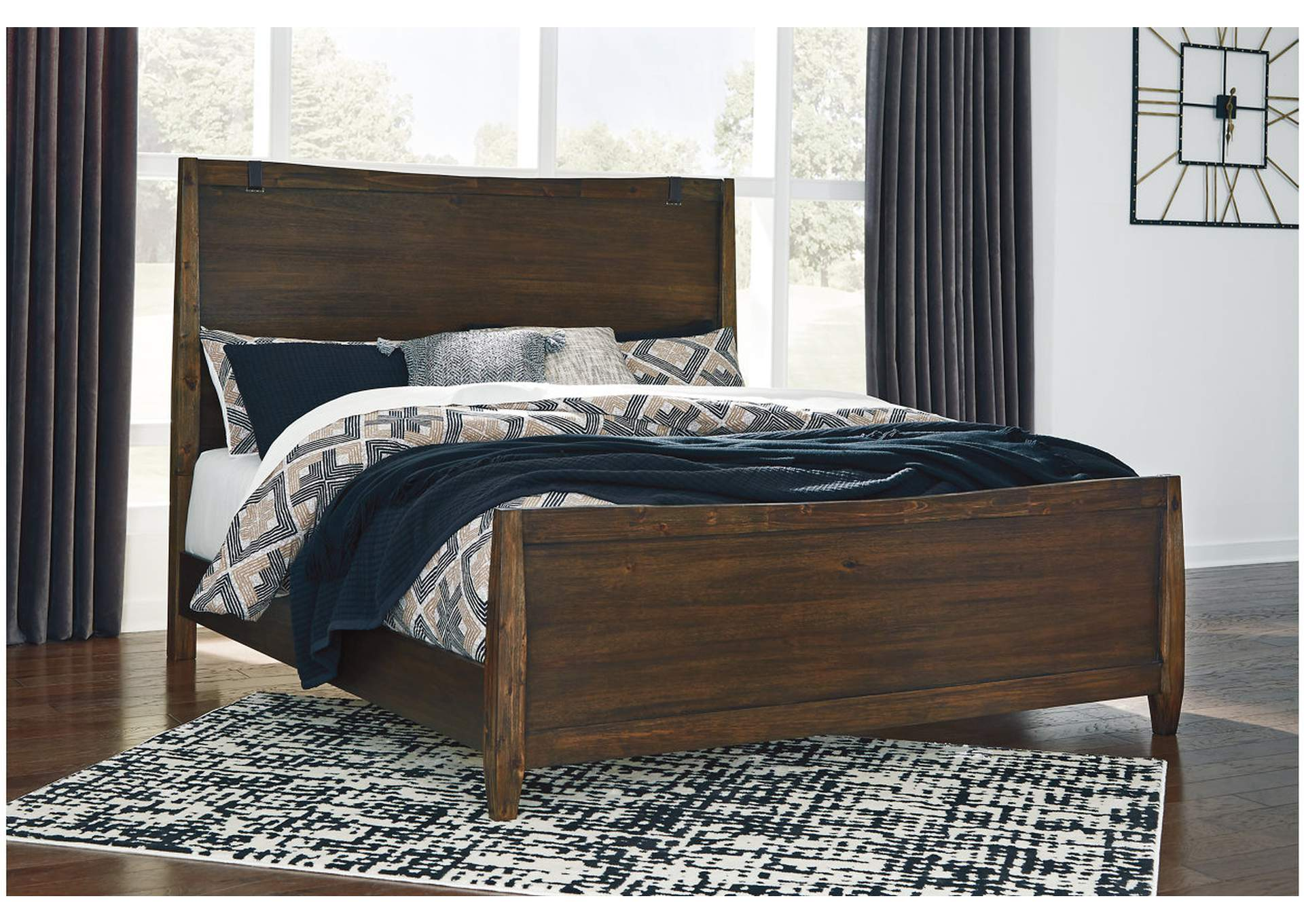 Kisper California King Panel Bed,Signature Design By Ashley