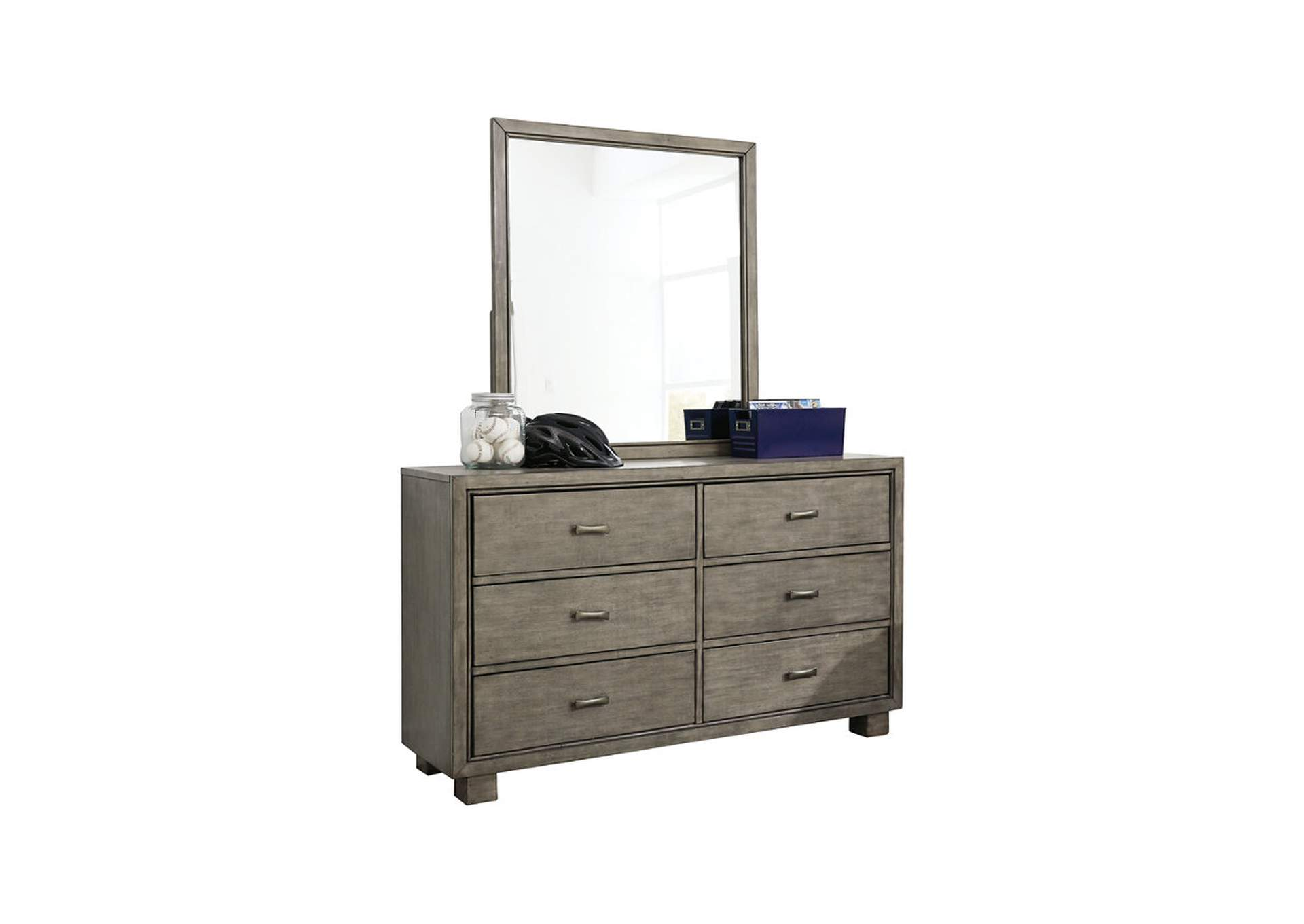 Arnett Dresser and Mirror,Signature Design By Ashley